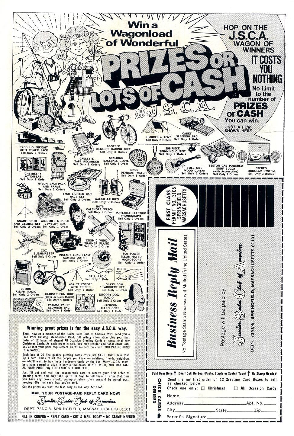 Read online Secret Origins (1973) comic -  Issue #5 - 35