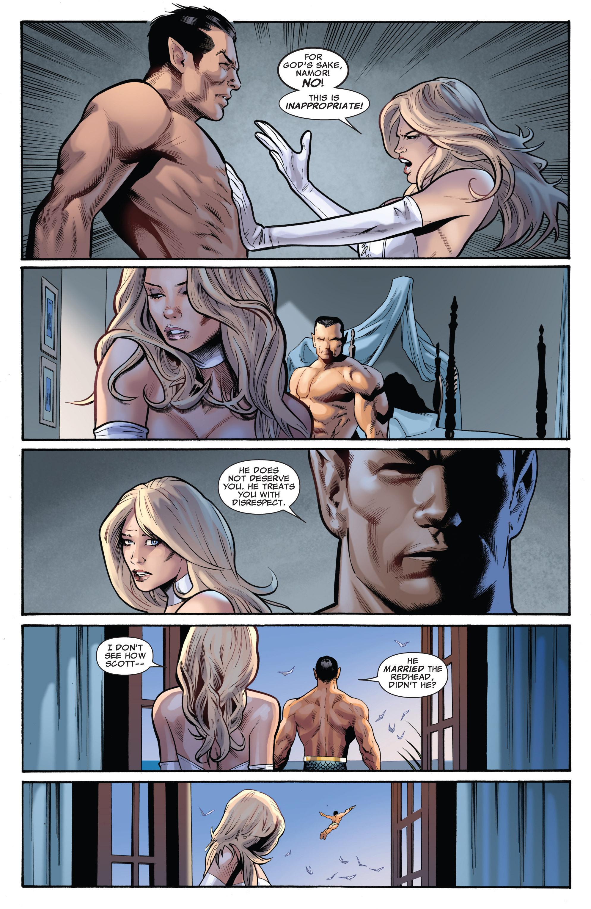 Read online Uncanny X-Men (1963) comic -  Issue #540 - 18