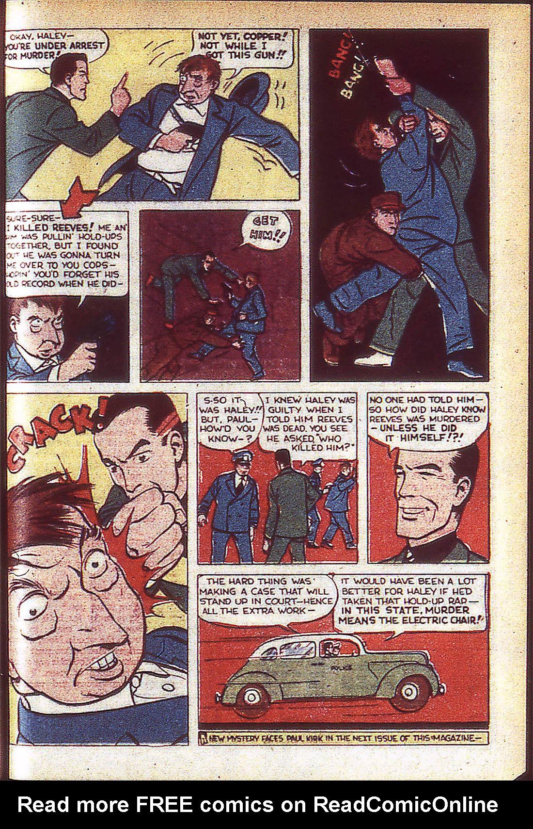 Read online Adventure Comics (1938) comic -  Issue #59 - 46