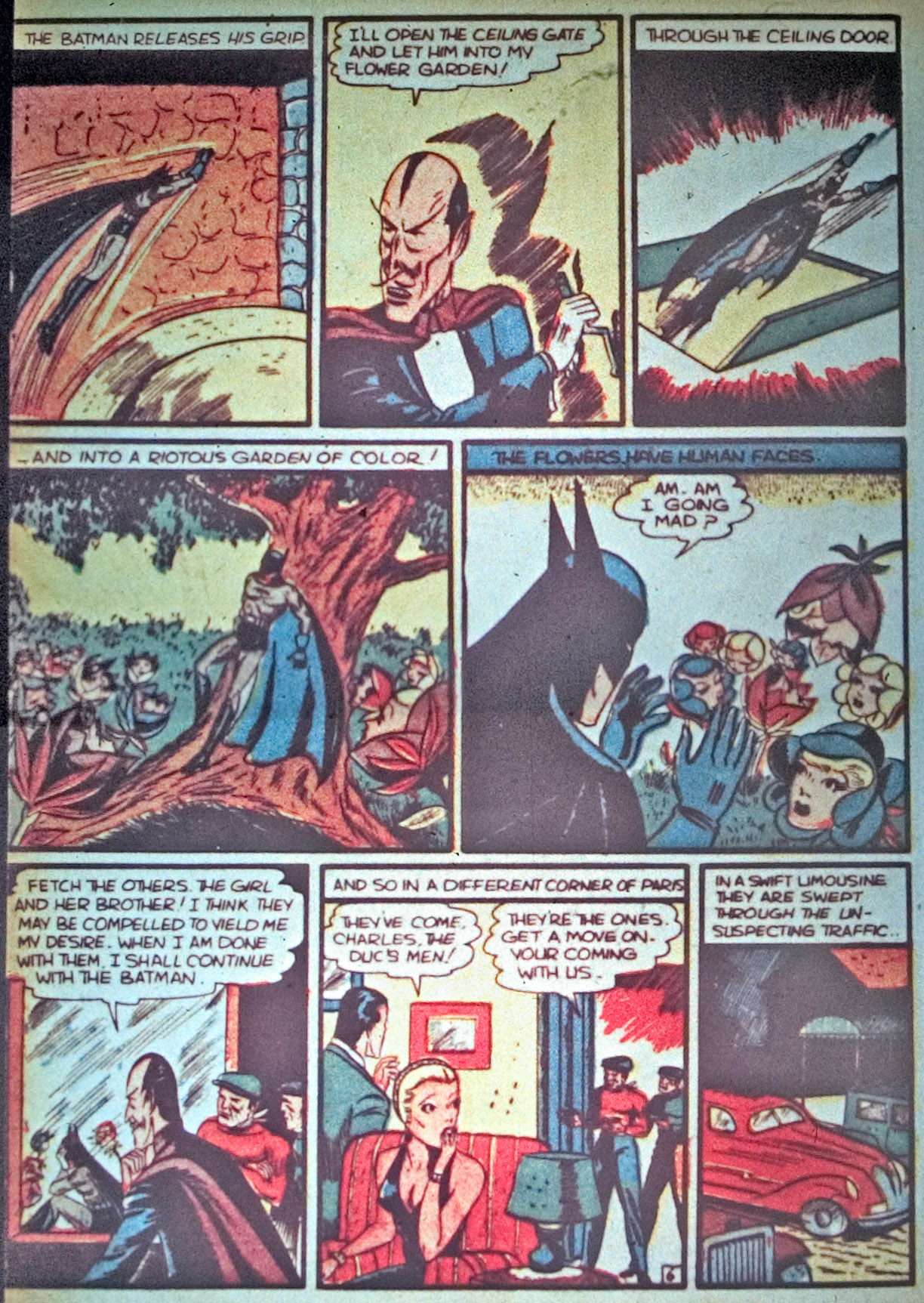 Read online Detective Comics (1937) comic -  Issue #34 - 8