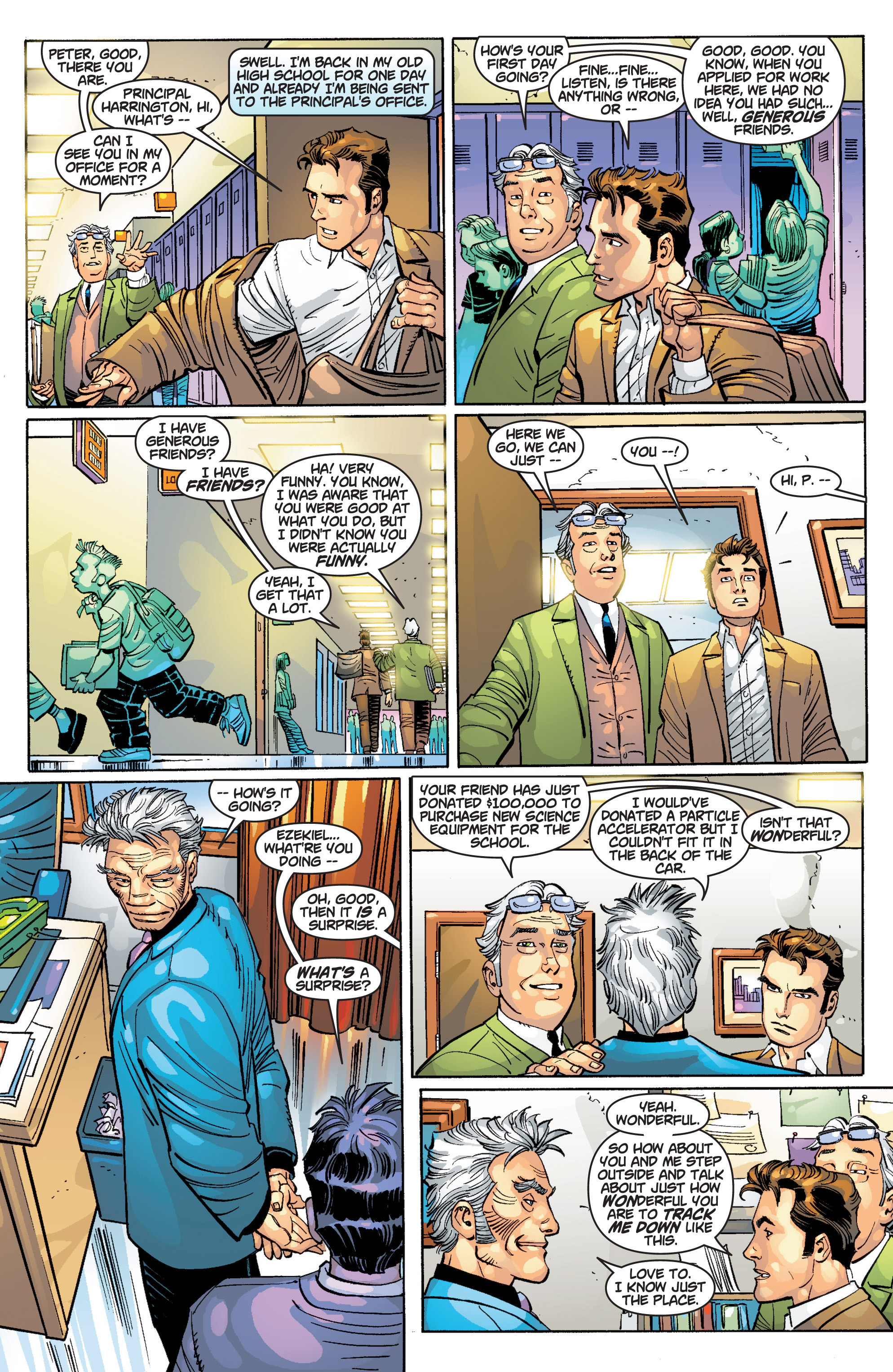 The Amazing Spider-Man (1999) 32 Page 6