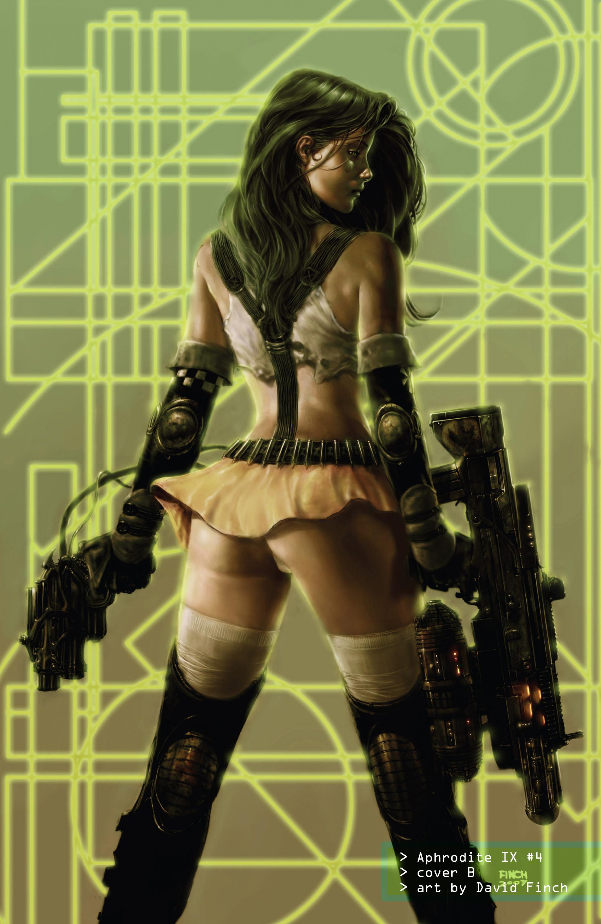 Read online Aphrodite IX (2013) comic -  Issue #Aphrodite IX (2013) _TPB 1 - 117
