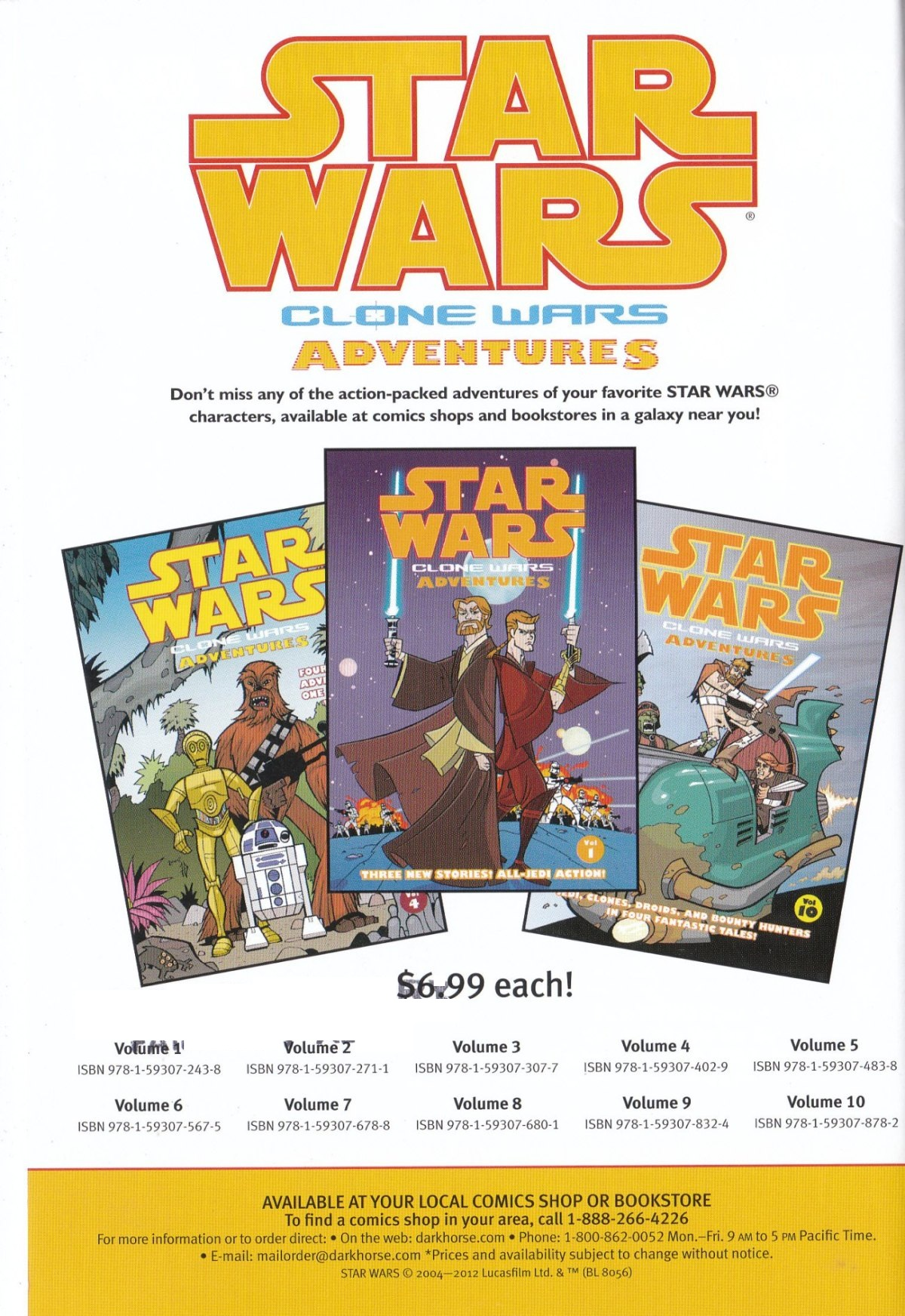 Read online Star Wars: The Clone Wars - The Enemy Within comic -  Issue # Full - 42