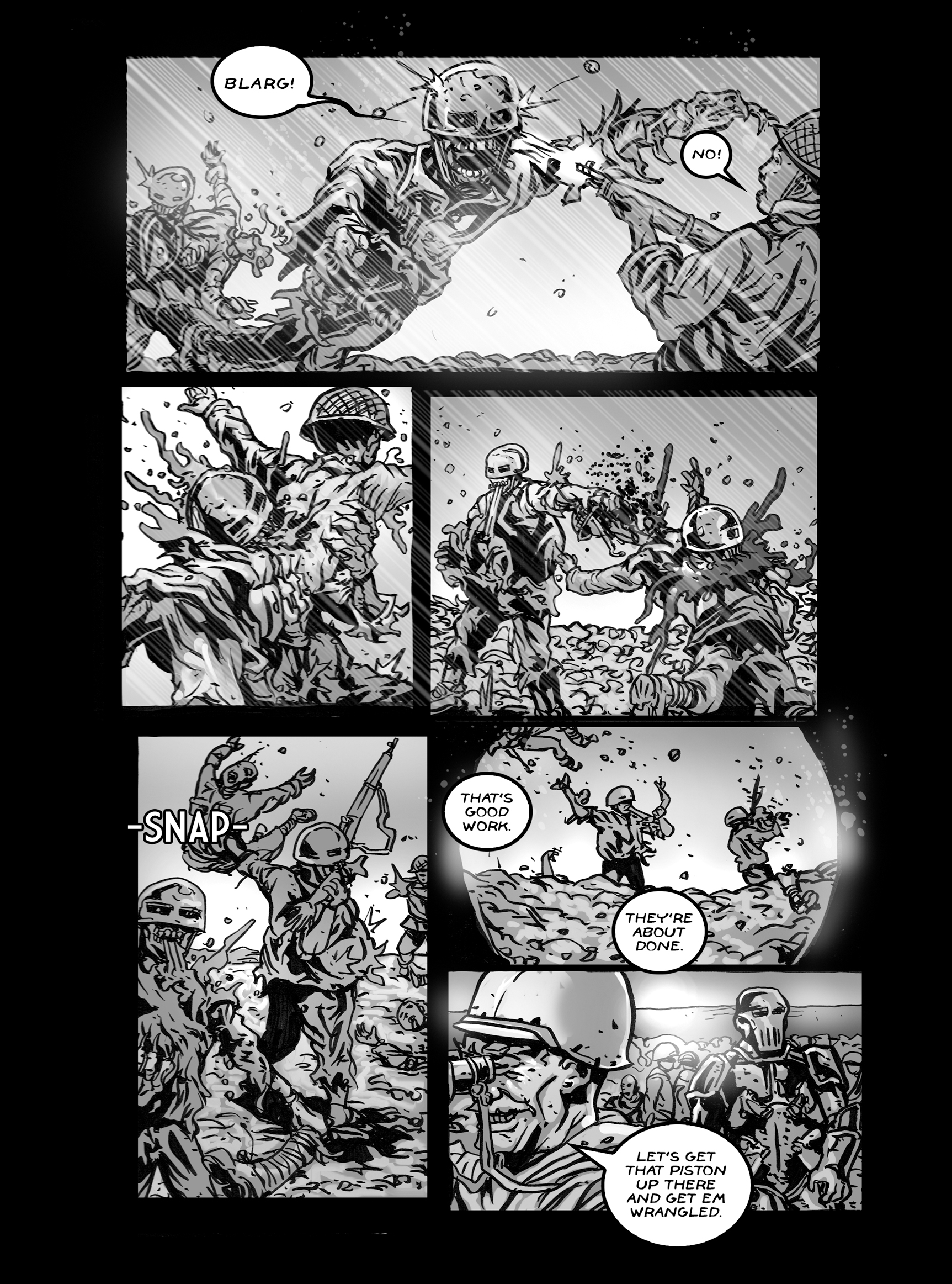 Read online FUBAR comic -  Issue #2 - 46