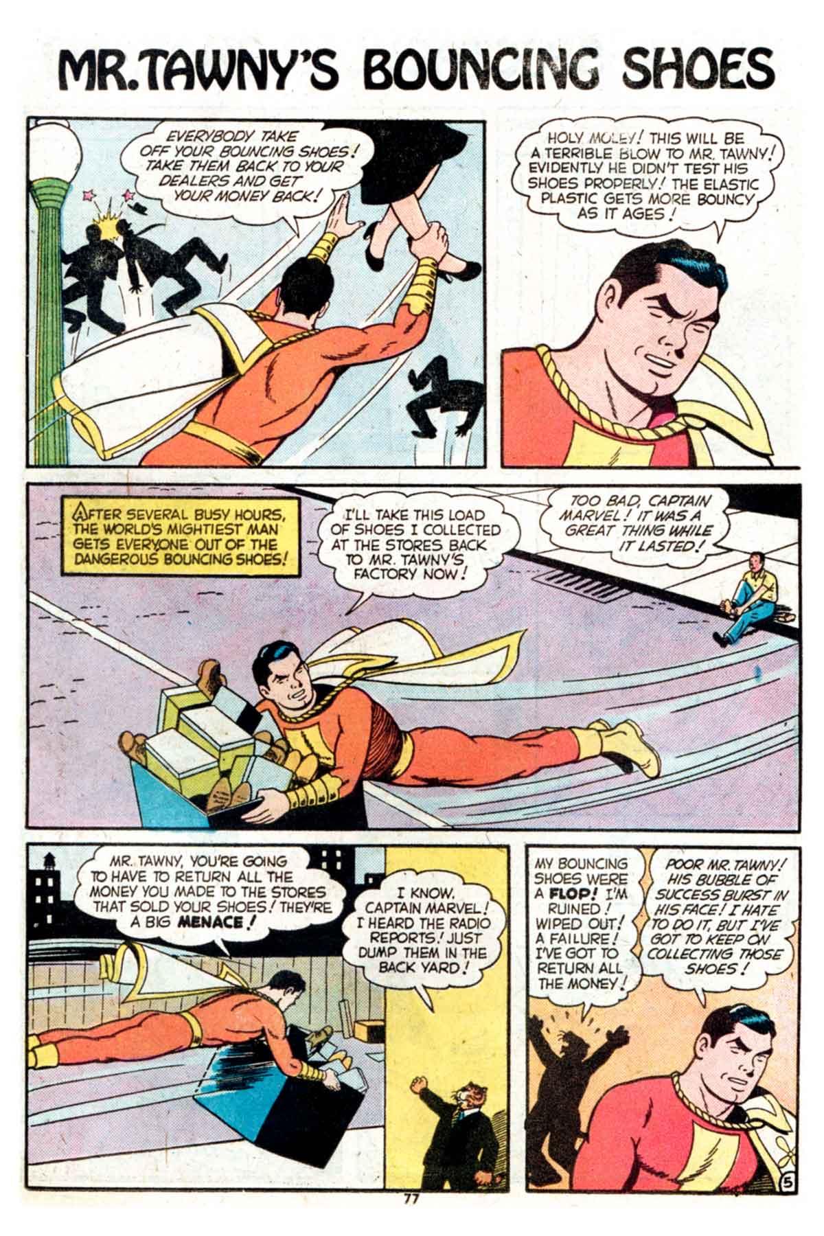 Read online Shazam! (1973) comic -  Issue #15 - 77