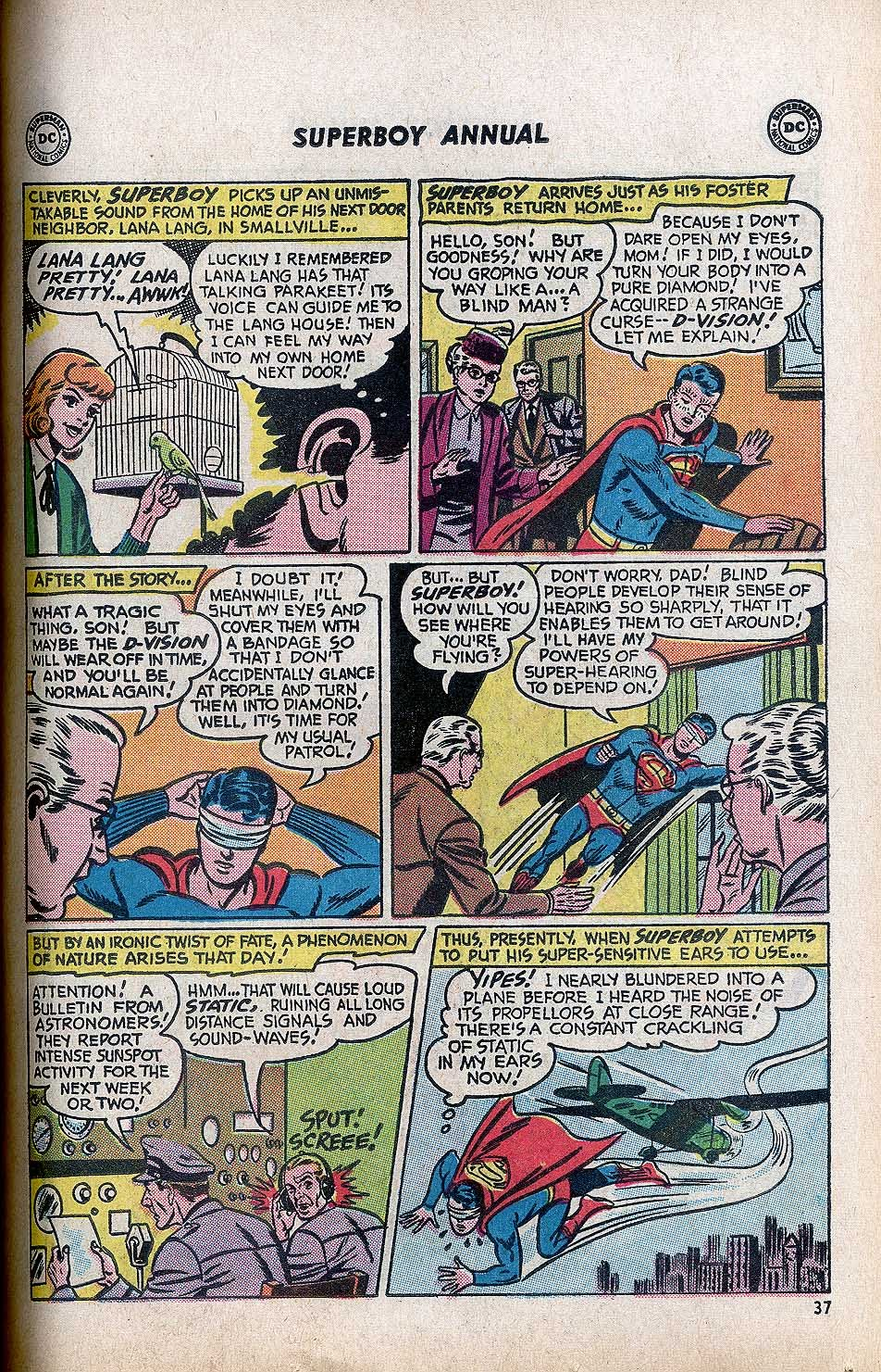Superboy (1949) issue Annual 1 - Page 39
