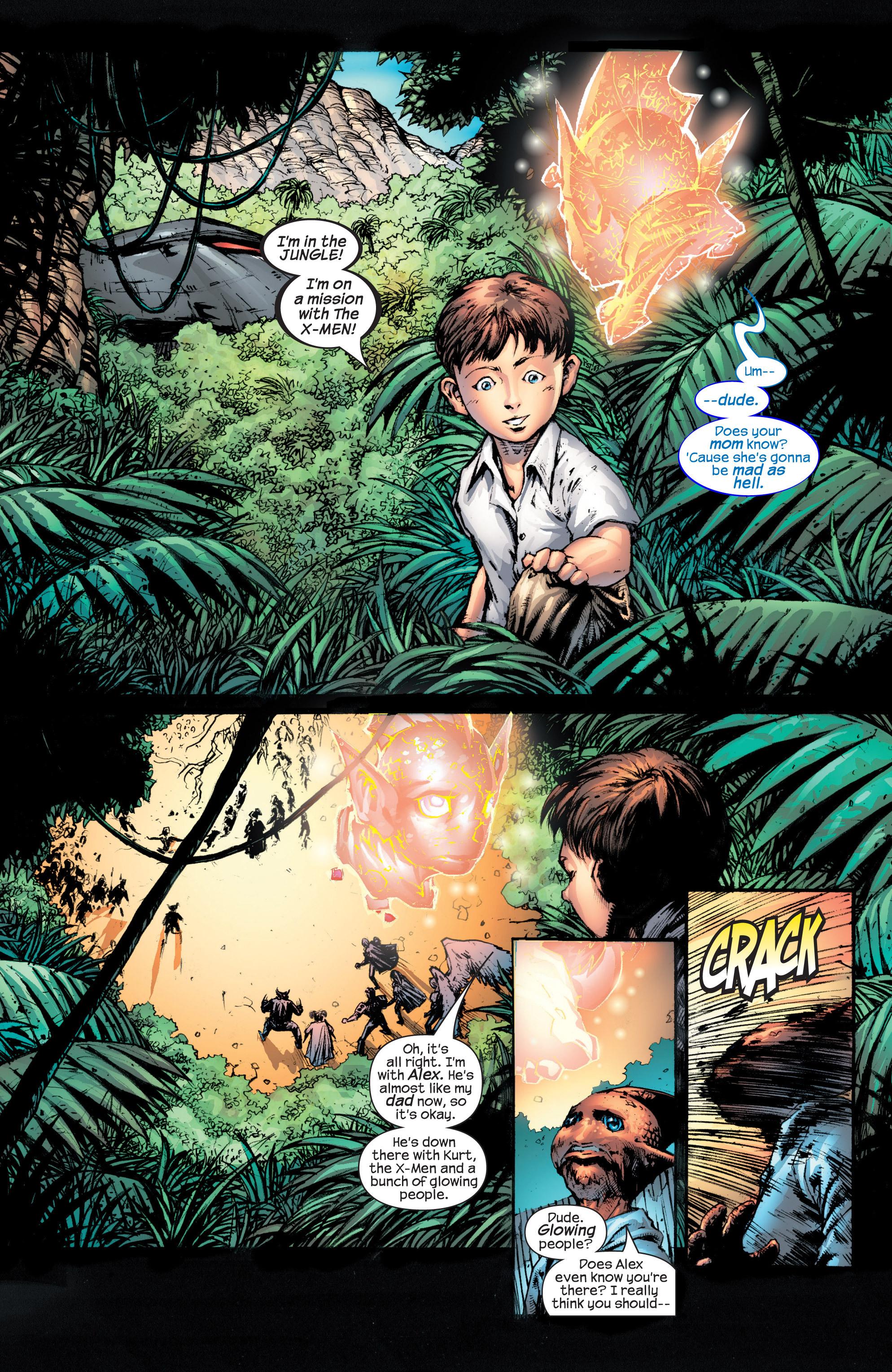 Read online Uncanny X-Men (1963) comic -  Issue #430 - 10