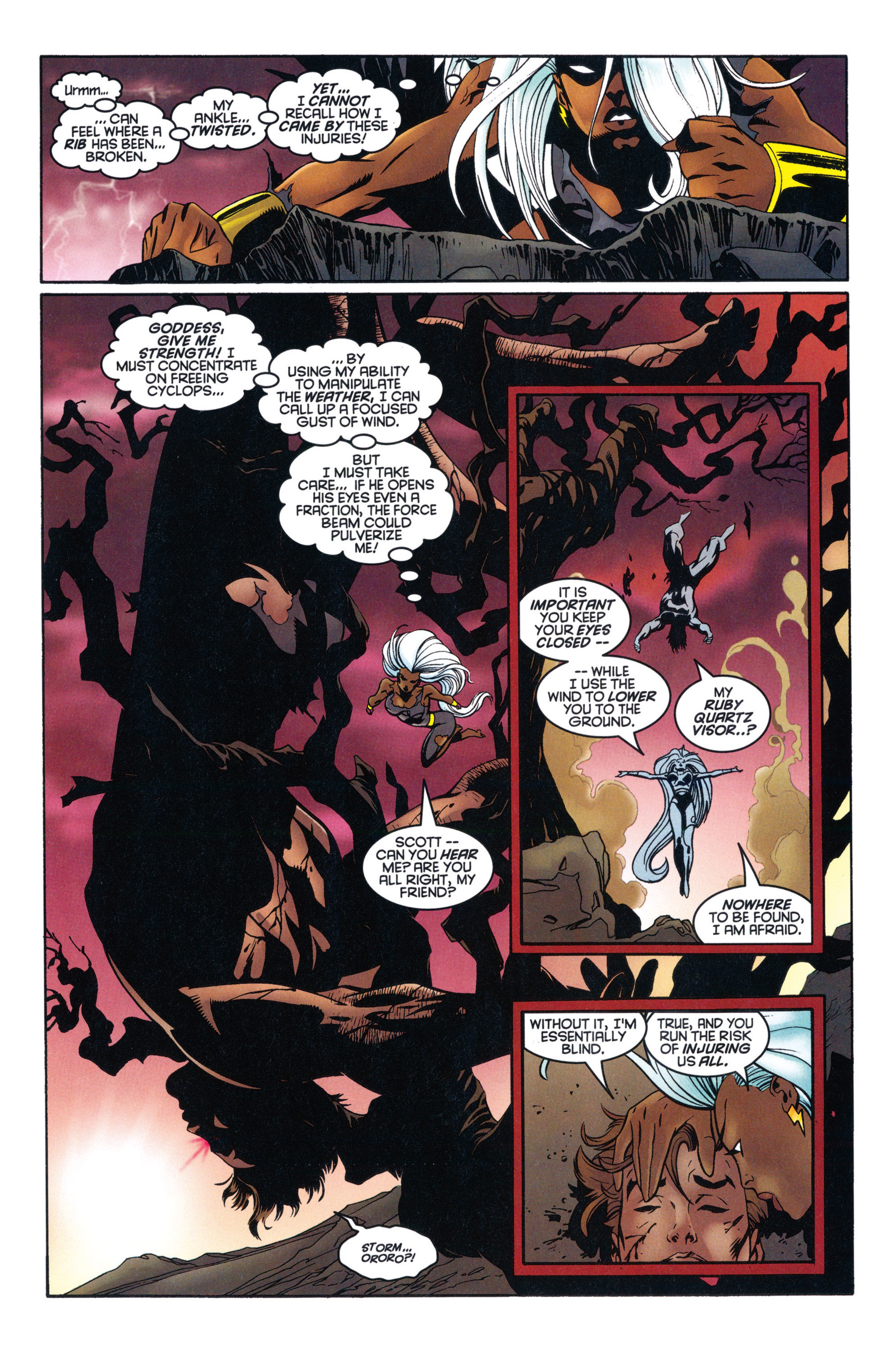 X-Men (1991) 50 Page 4