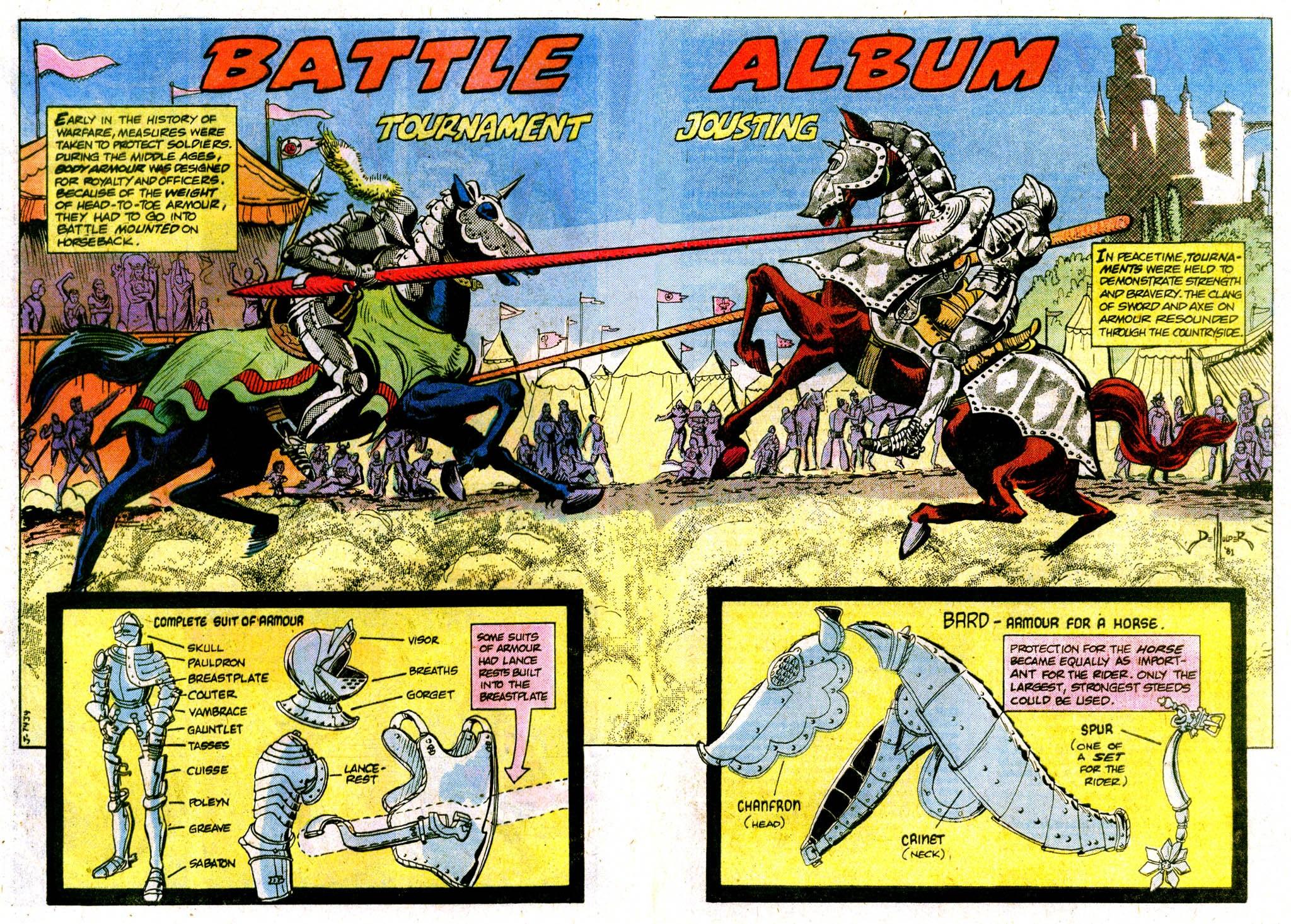 Read online Sgt. Rock comic -  Issue #365 - 31
