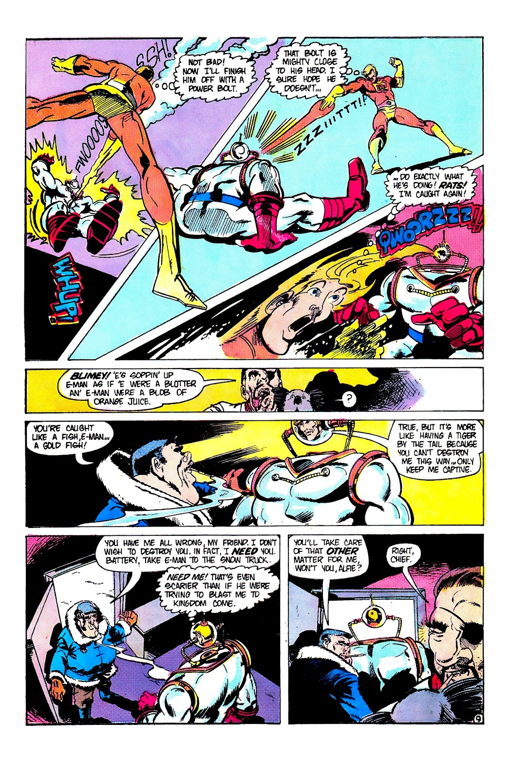 E-Man (1973) issue 8 - Page 12