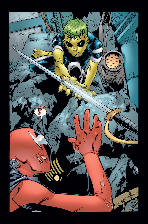 Read online Alpha Flight (2004) comic -  Issue #5 - 17