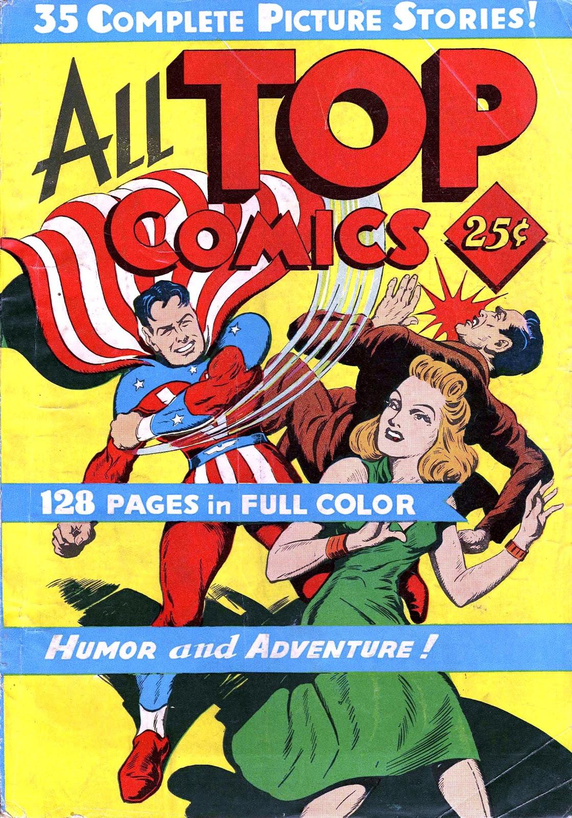 All Top Comics TPB Page 1