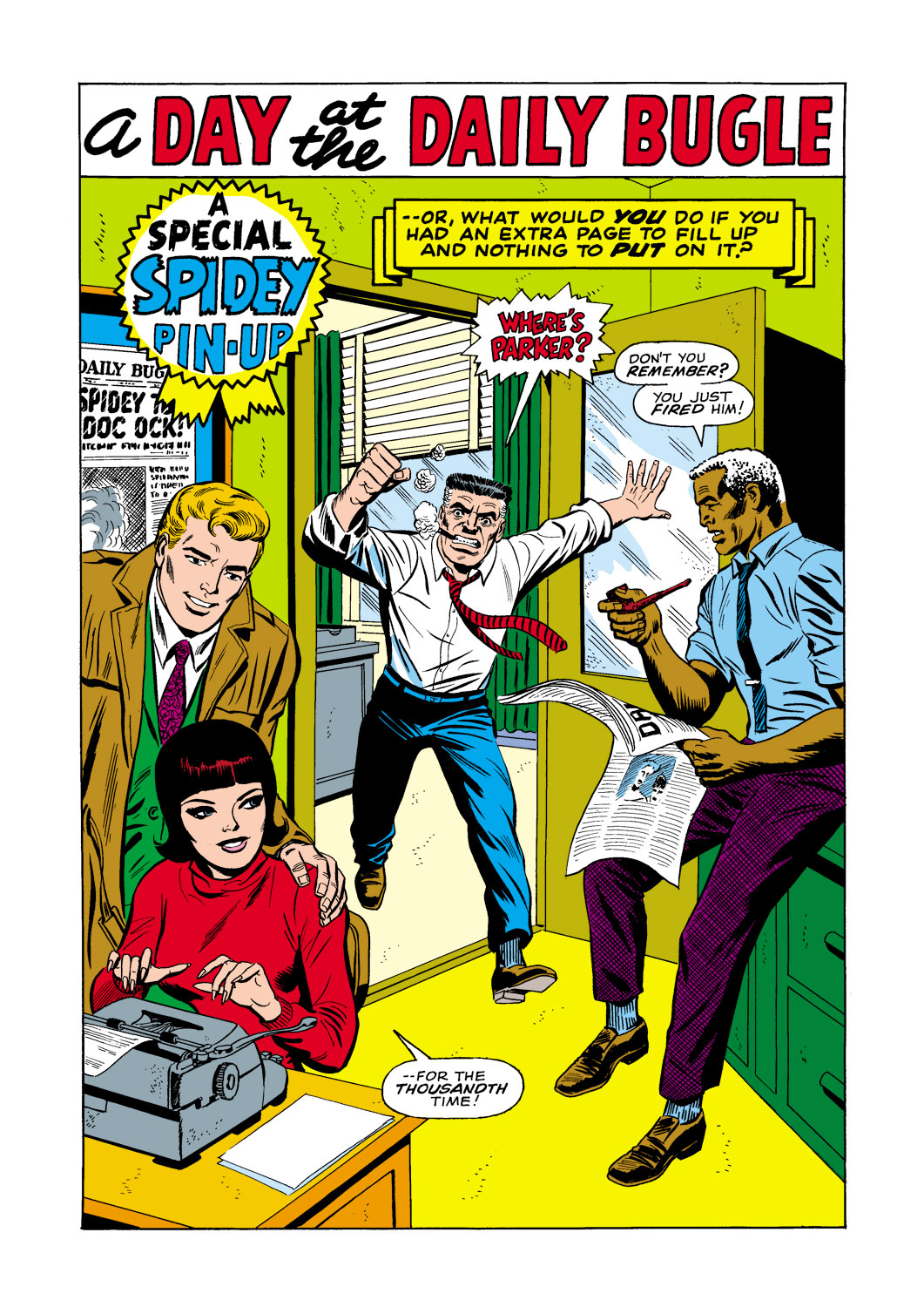 The Amazing Spider-Man (1963) _Annual_5 Page 41