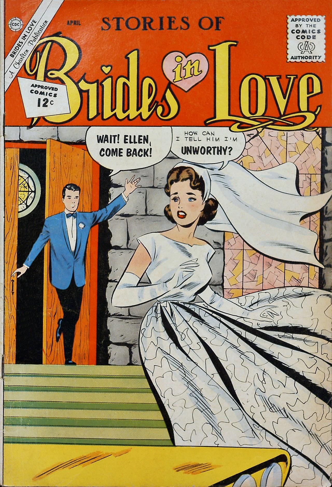 Brides in Love 29 Page 1