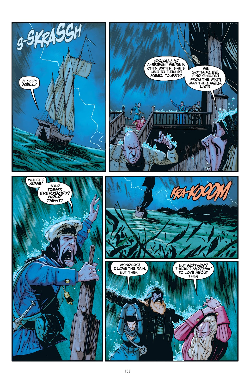 Read online The Witcher Omnibus comic -  Issue # TPB (Part 2) - 54