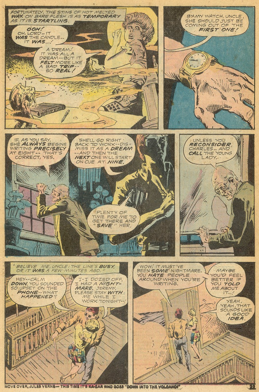 Man-Thing (1974) issue 15 - Page 14