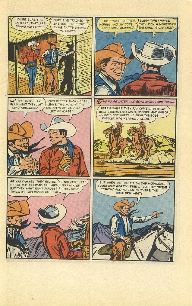 Read online Roy Rogers comic -  Issue #3 - 15