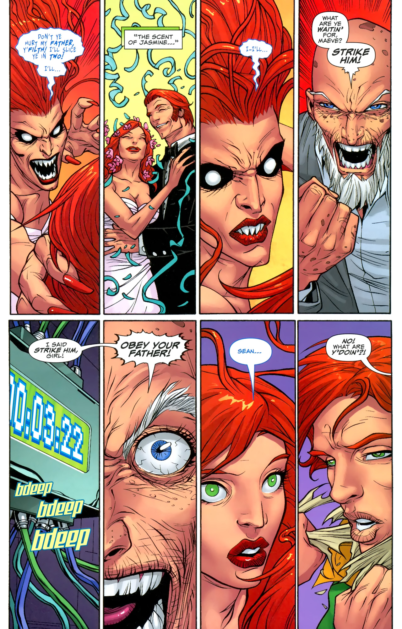 Read online Uncanny X-Men: First Class comic -  Issue #3 - 20