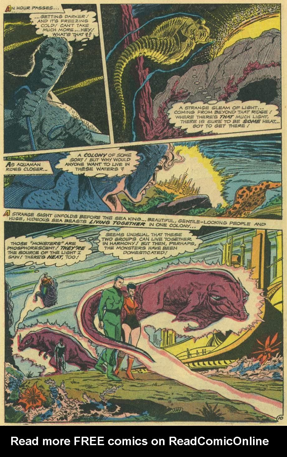 Read online Adventure Comics (1938) comic -  Issue #492 - 22