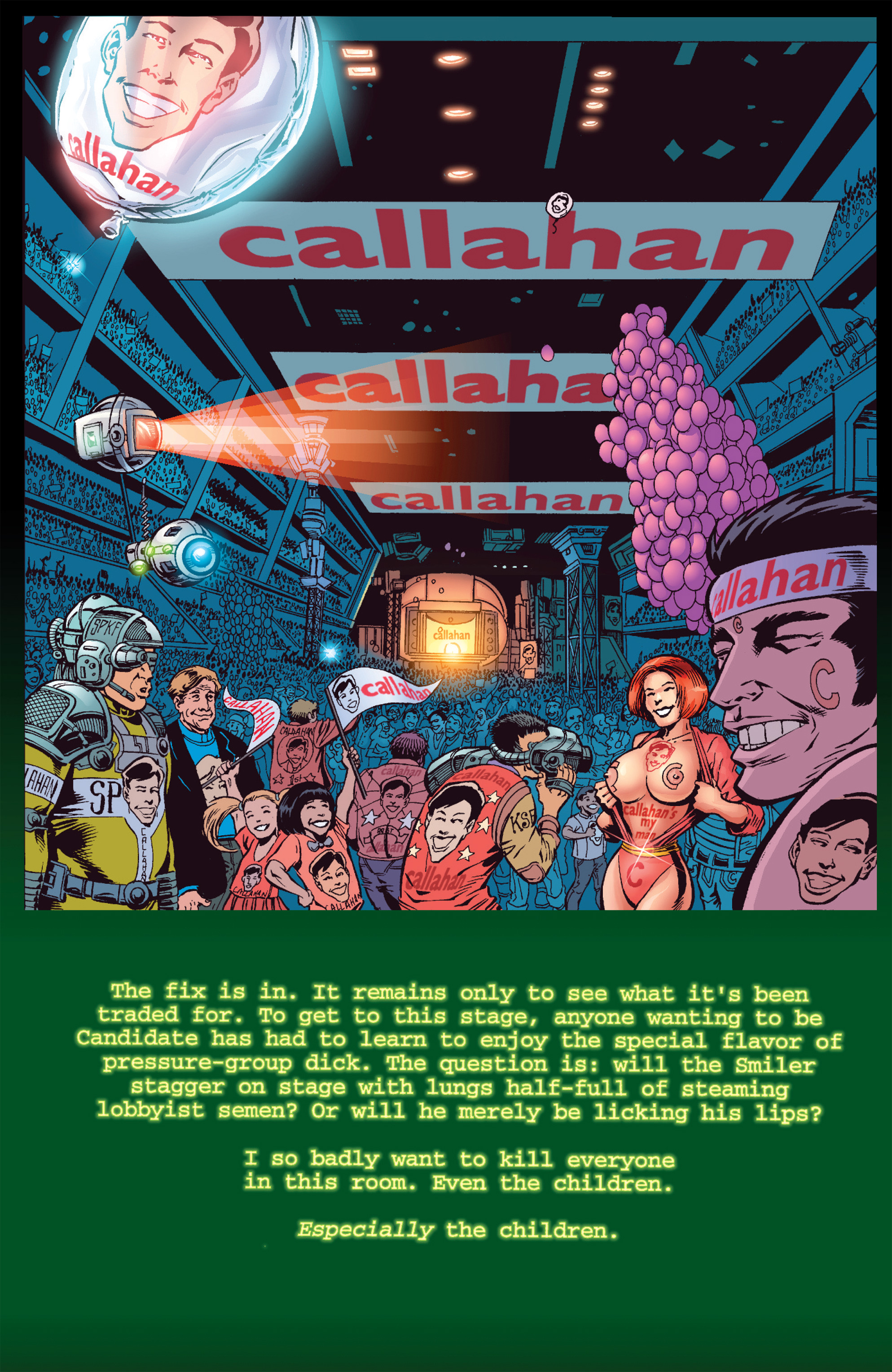 Read online Transmetropolitan comic -  Issue #17 - 13