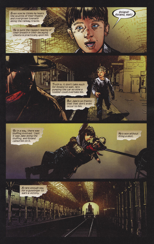 Read online Dark Tower: The Gunslinger - The Man in Black comic -  Issue #4 - 6