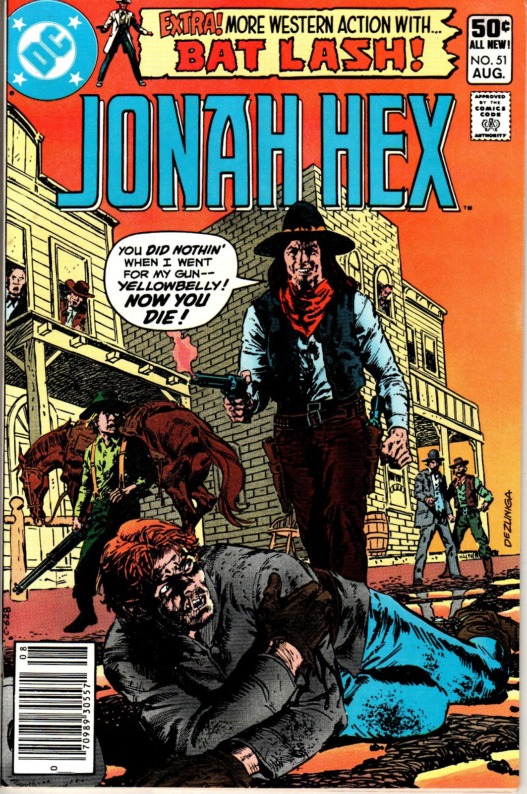 Jonah Hex (1977) 51 Page 1