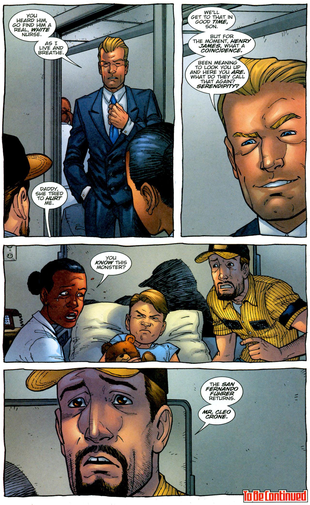Read online The Exterminators comic -  Issue #13 - 22