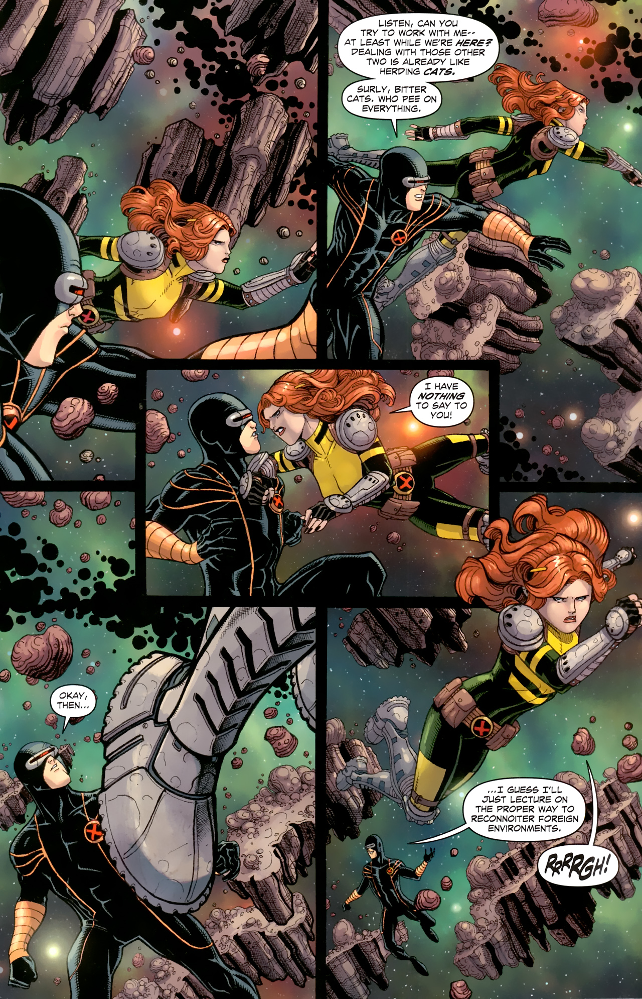 Read online Uncanny X-Men (1963) comic -  Issue # _Annual 3 (2011) - 15