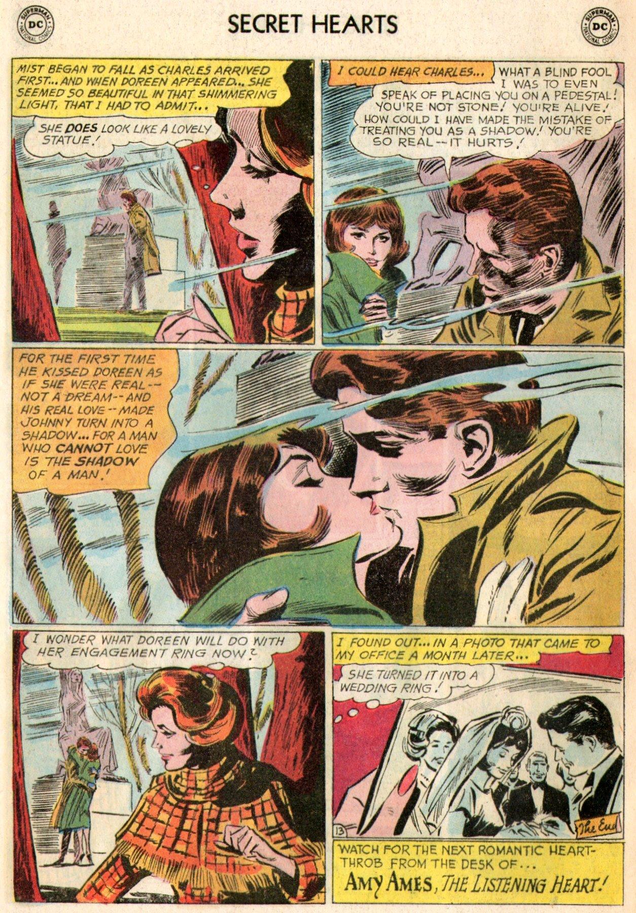 Read online Secret Hearts comic -  Issue #103 - 31