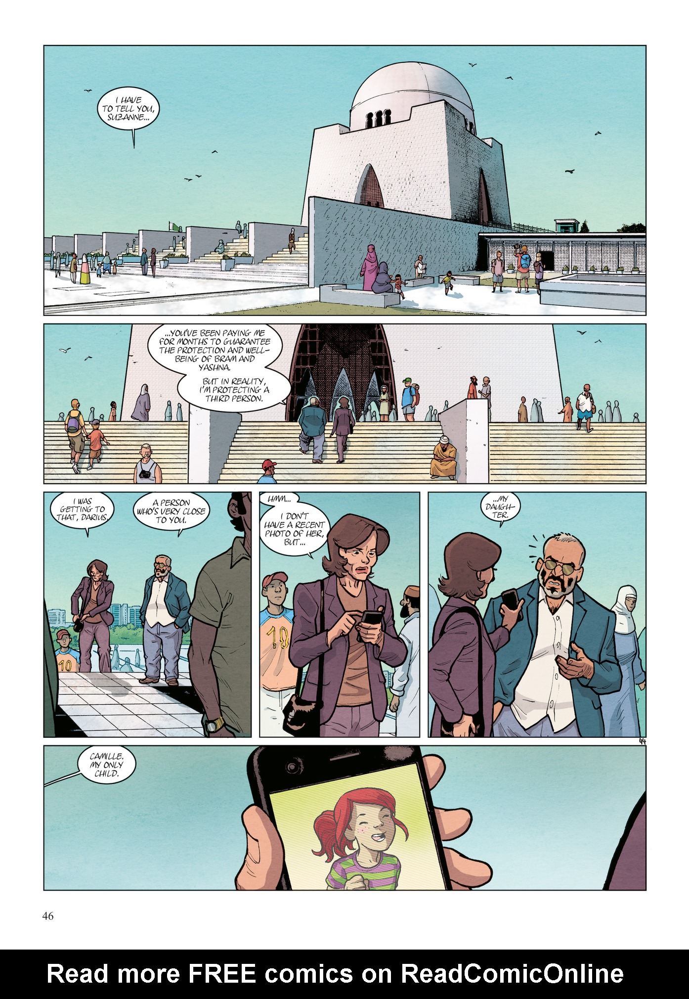 Read online Alter Ego comic -  Issue #6 - 48
