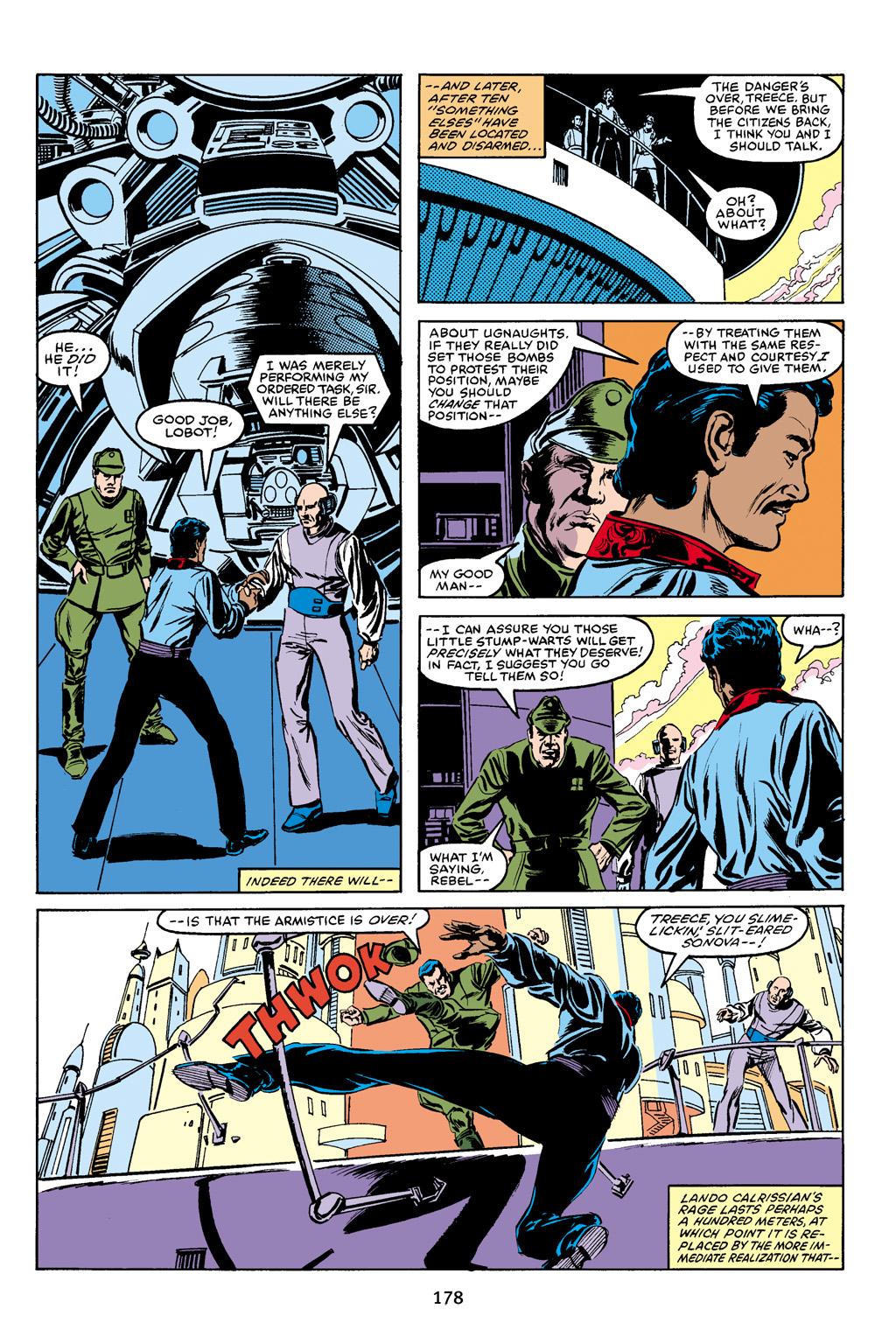 Read online Star Wars Omnibus comic -  Issue # Vol. 16 - 176