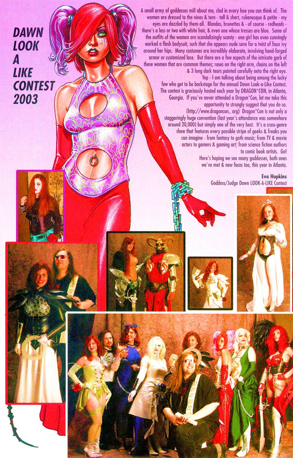Read online Dawn: Three Tiers comic -  Issue #3 - 30
