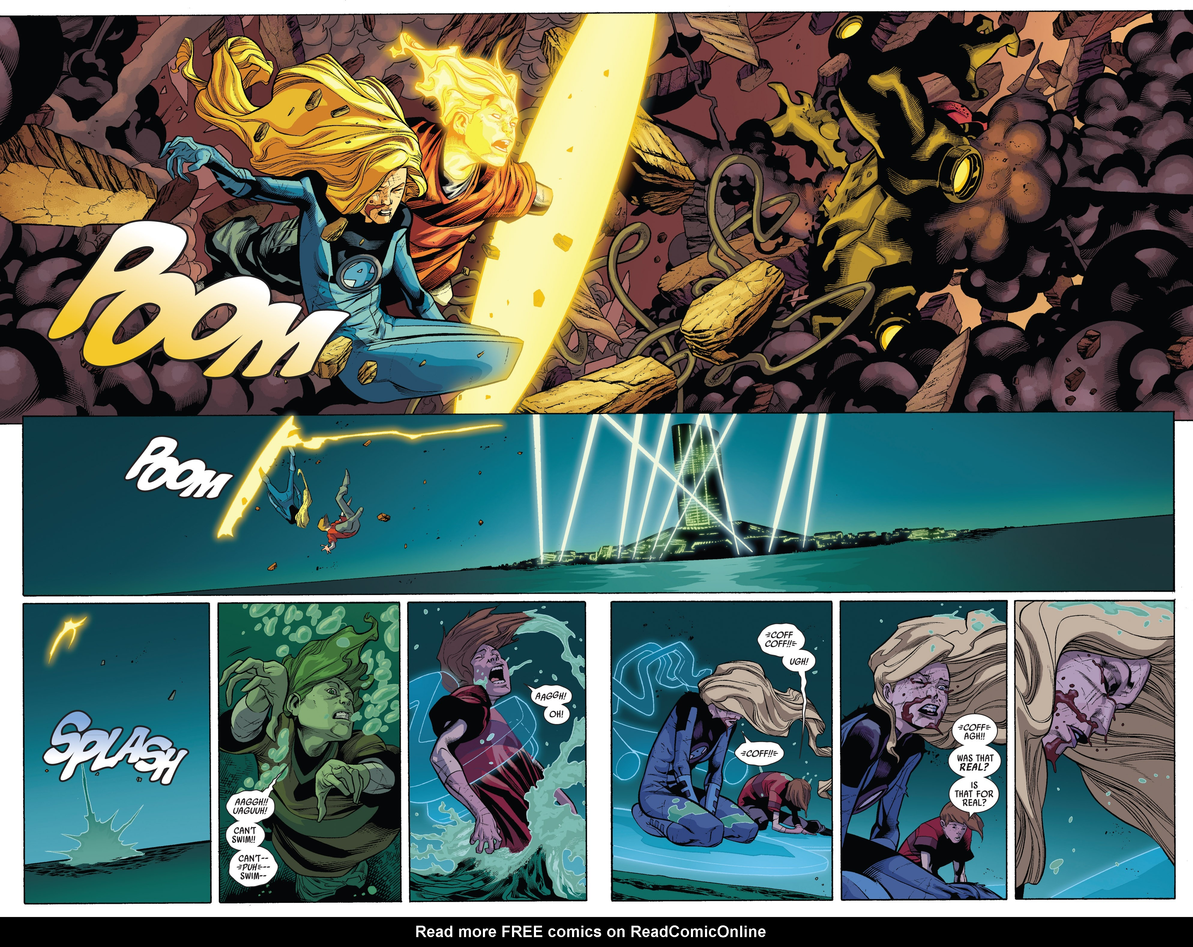 Read online Ultimate Comics Doomsday comic -  Issue # Full - 176