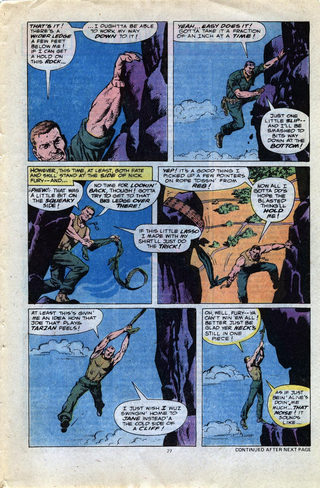 Read online Sgt. Fury comic -  Issue #148 - 29