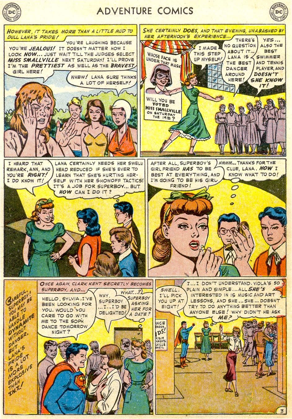Read online Adventure Comics (1938) comic -  Issue #174 - 5