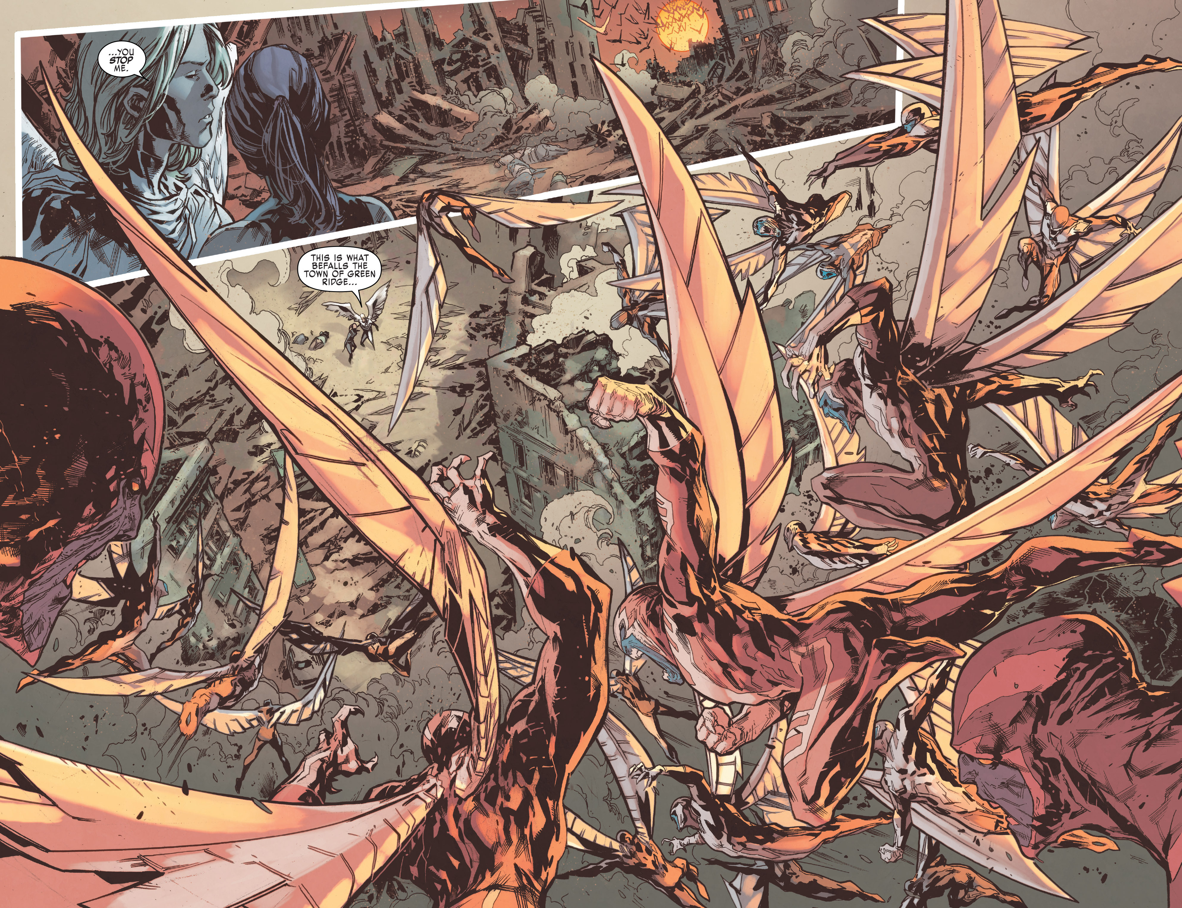 Read online Uncanny X-Men (2016) comic -  Issue #6 - 6