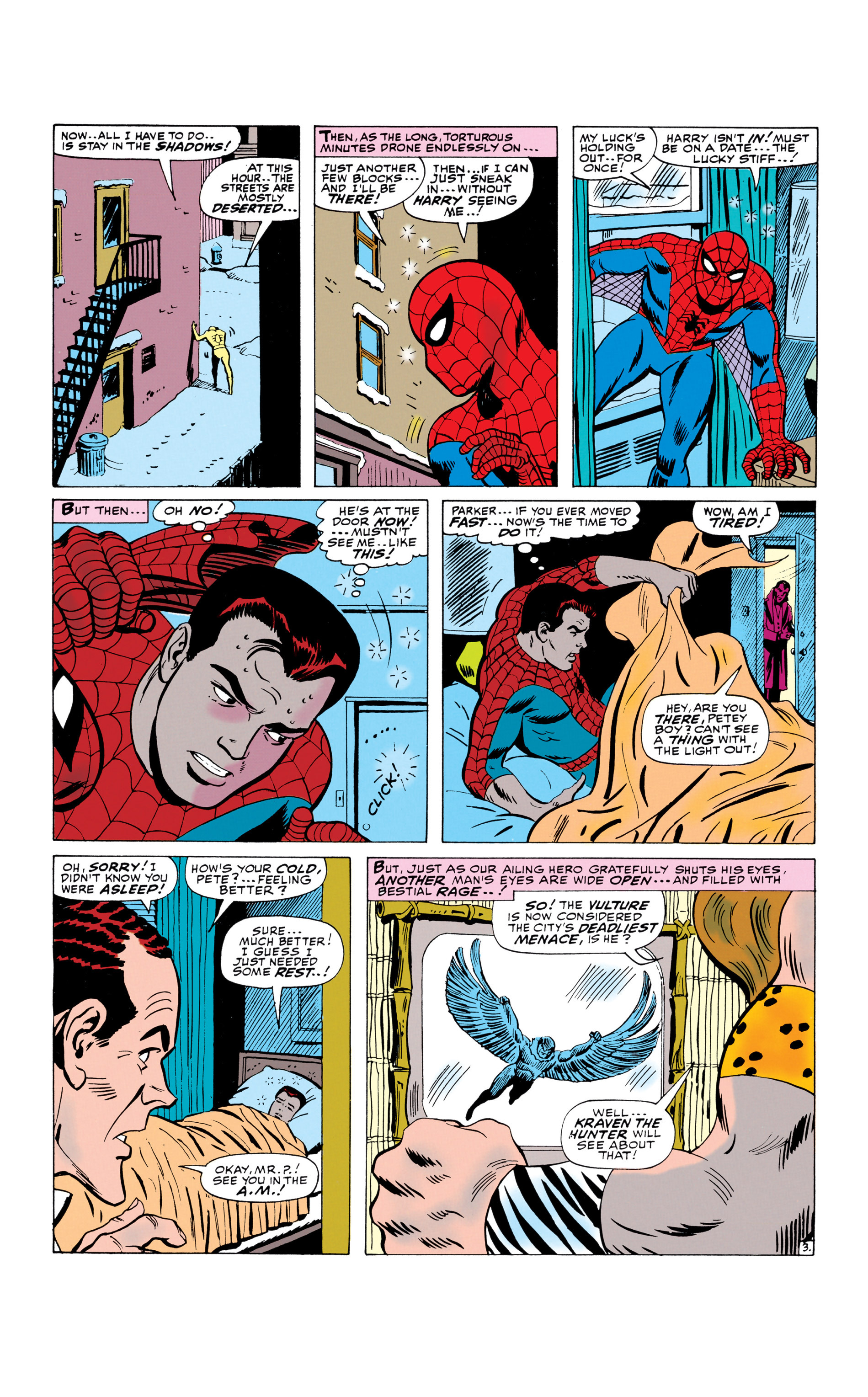 The Amazing Spider-Man (1963) 49 Page 3
