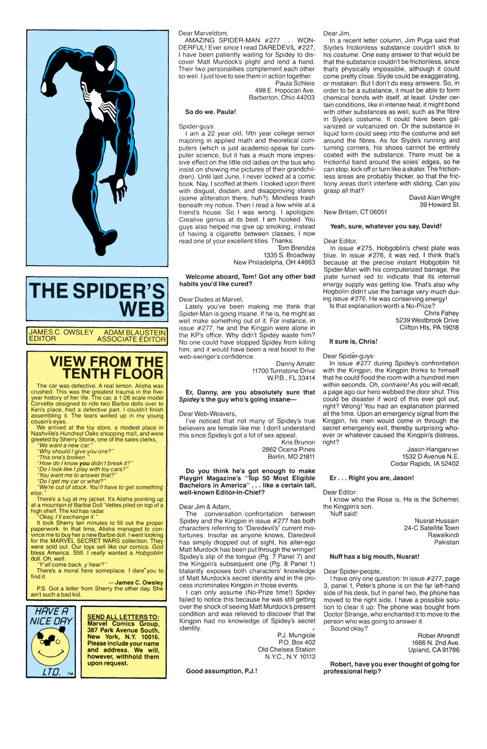 The Amazing Spider-Man (1963) 282 Page 23