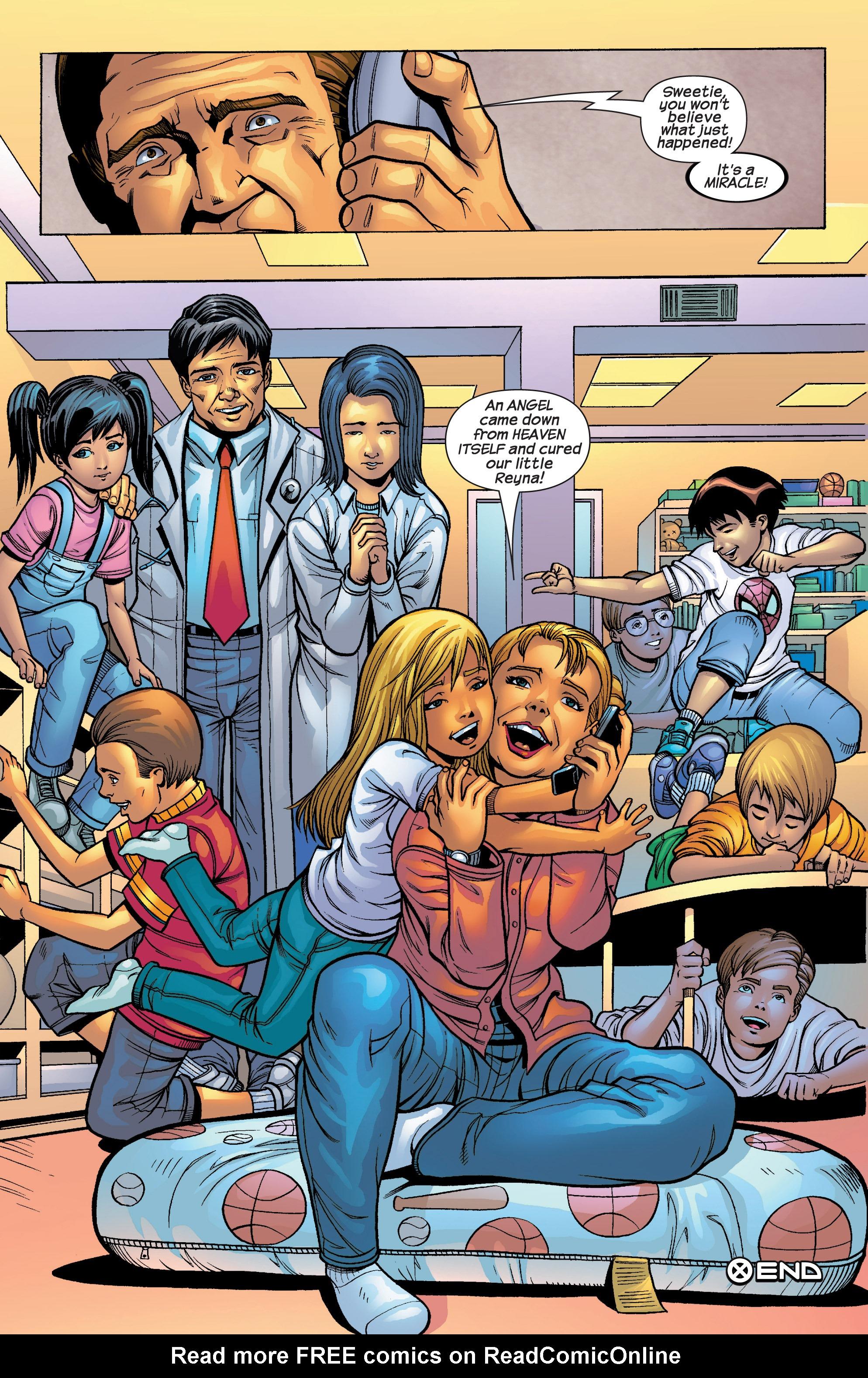 Read online Uncanny X-Men (1963) comic -  Issue #427 - 24