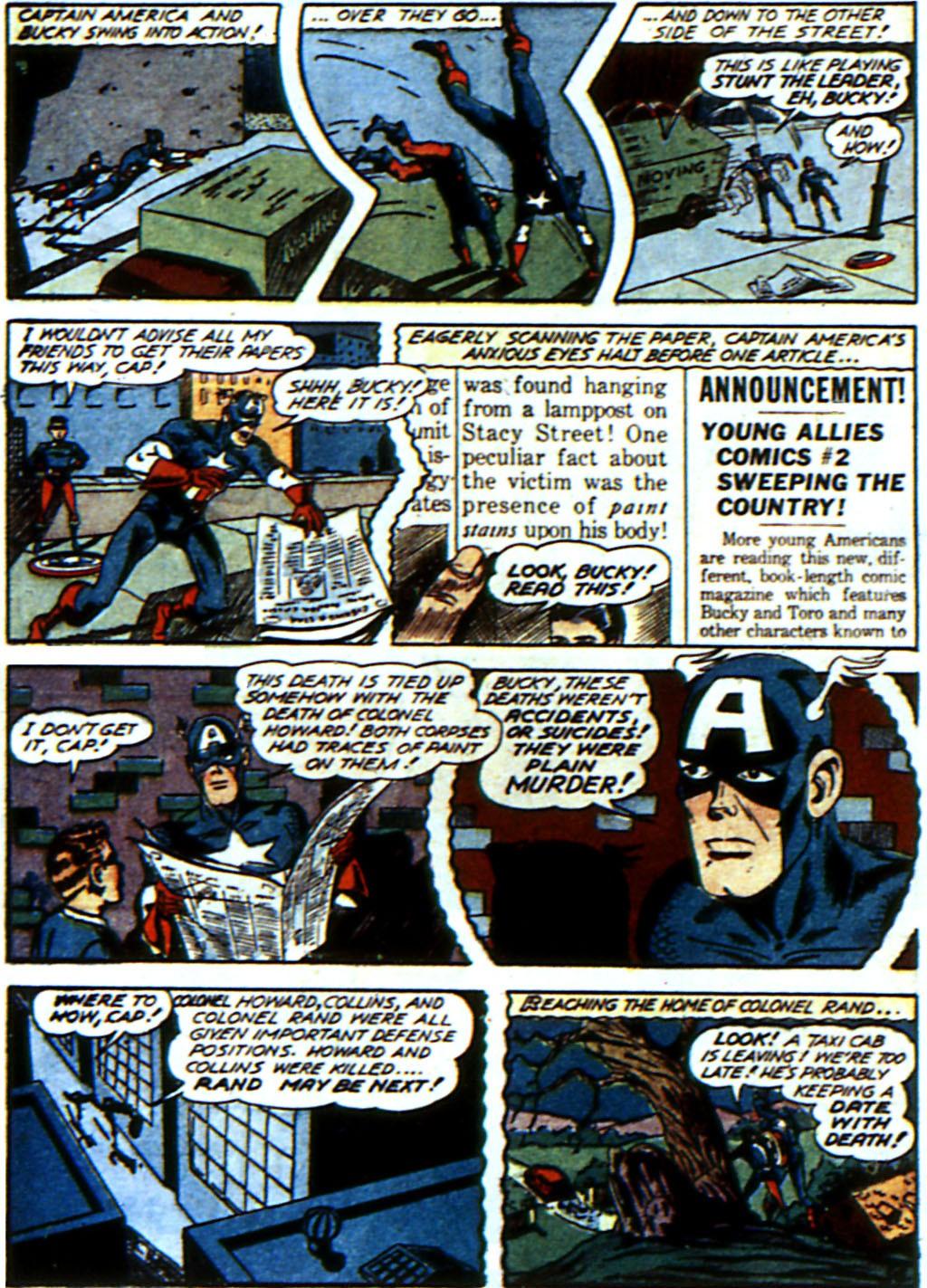 Read online All-Winners Comics comic -  Issue #3 - 21