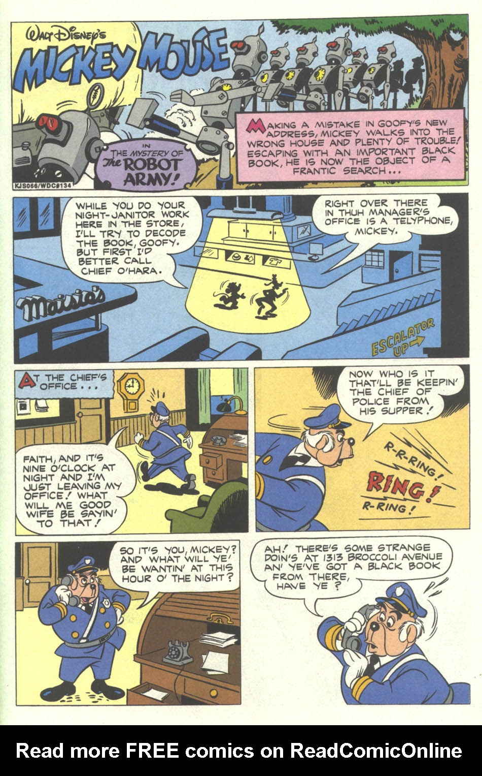 Walt Disney's Comics and Stories issue 575 - Page 51