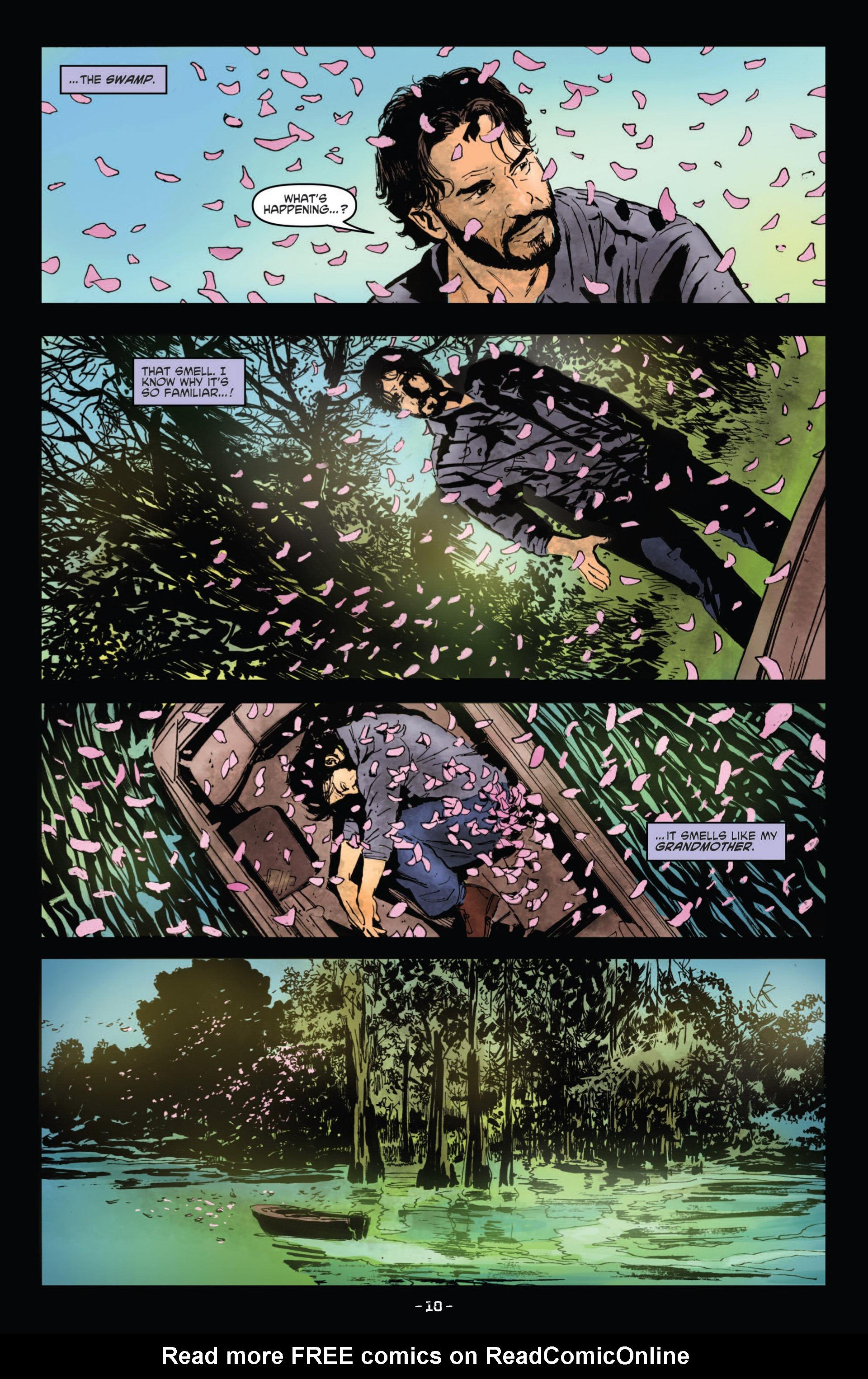 Read online True Blood (2012) comic -  Issue #10 - 12