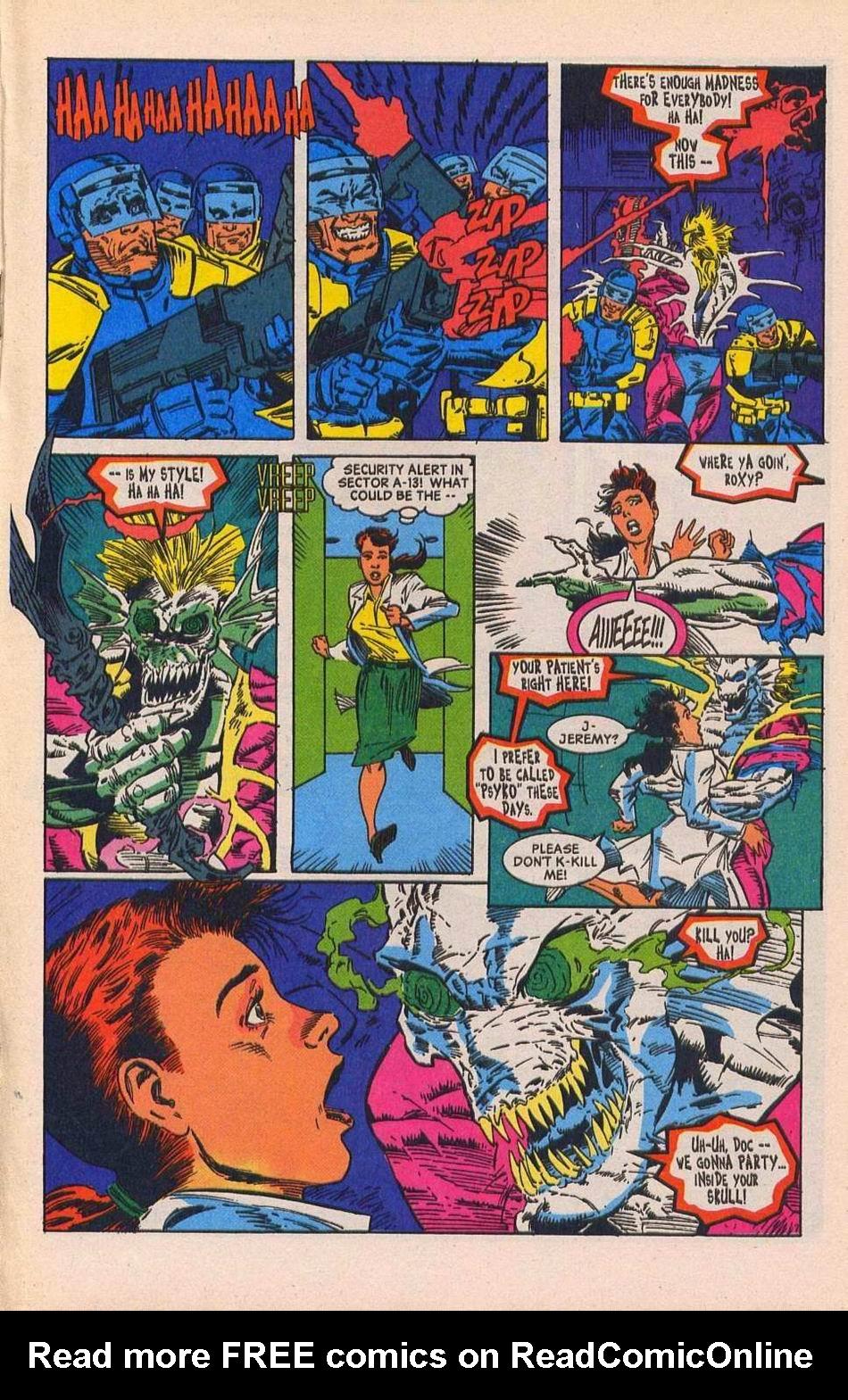 Read online Sleepwalker comic -  Issue #28 - 14