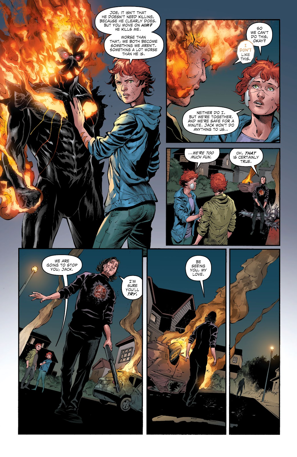 Read online The Curse of Brimstone: Ashes comic -  Issue # TPB (Part 2) - 29
