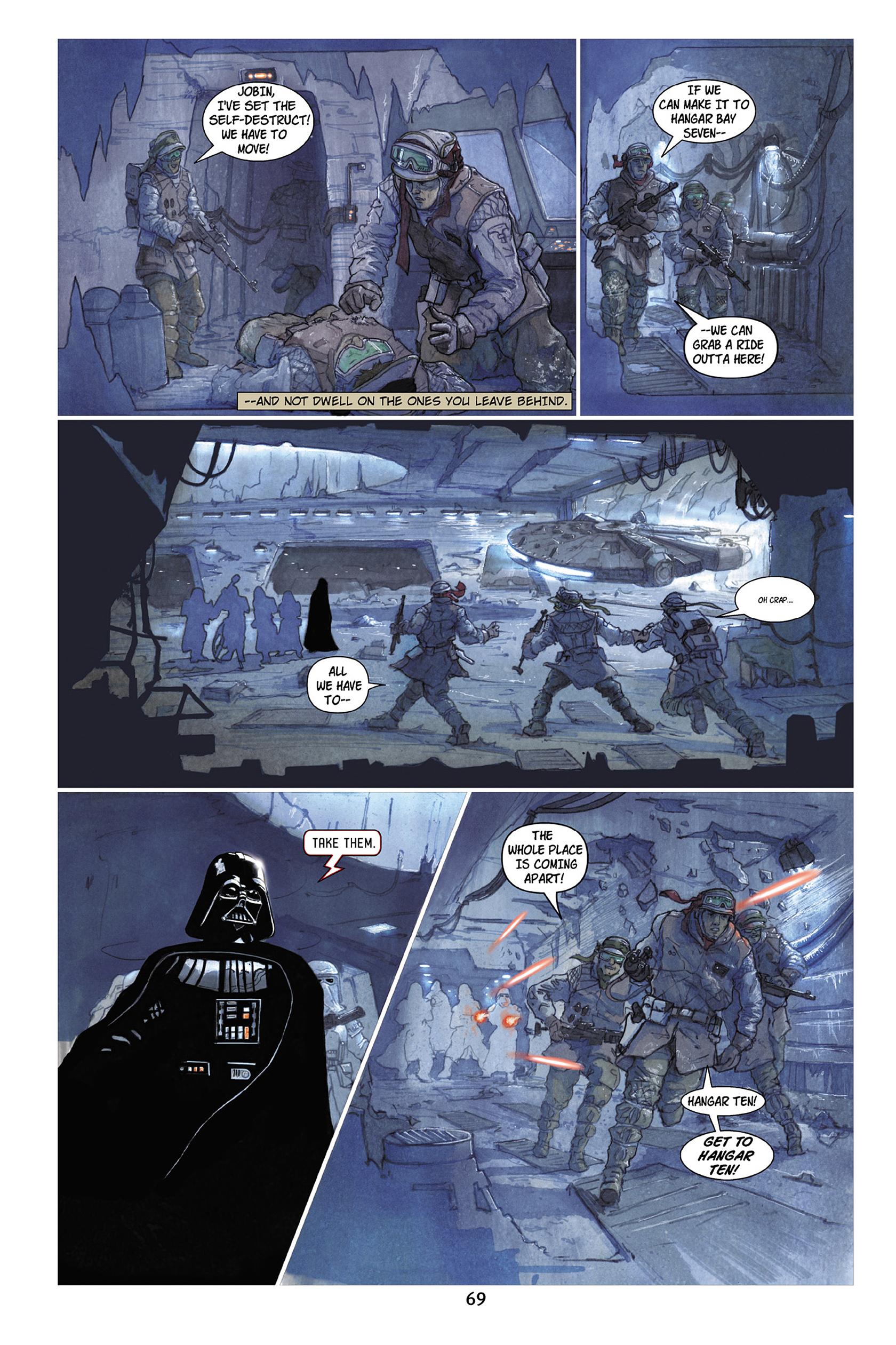 Read online Star Wars Omnibus comic -  Issue # Vol. 30 - 67