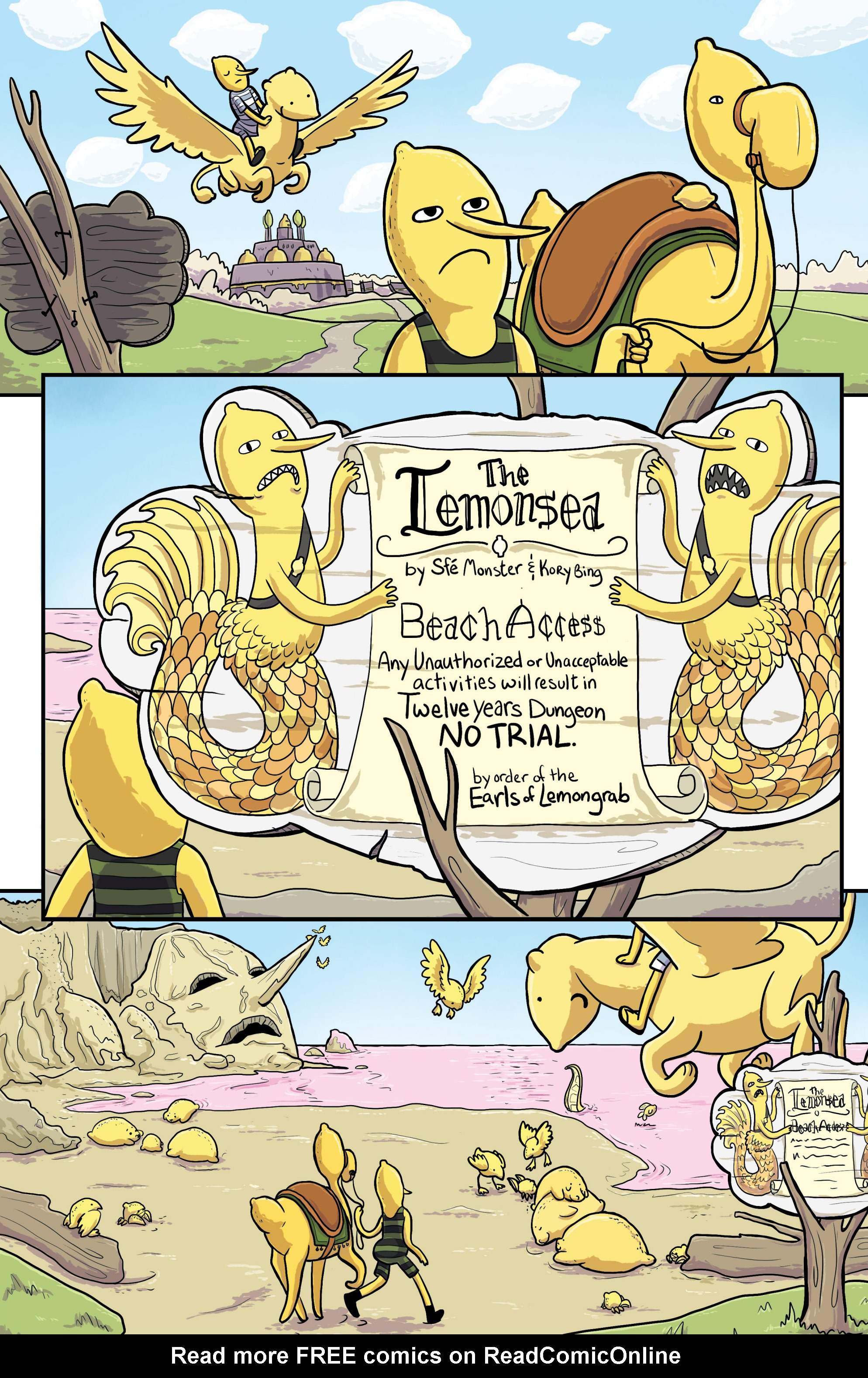 Read online Adventure Time comic -  Issue #Adventure Time _Annual 1 - 30