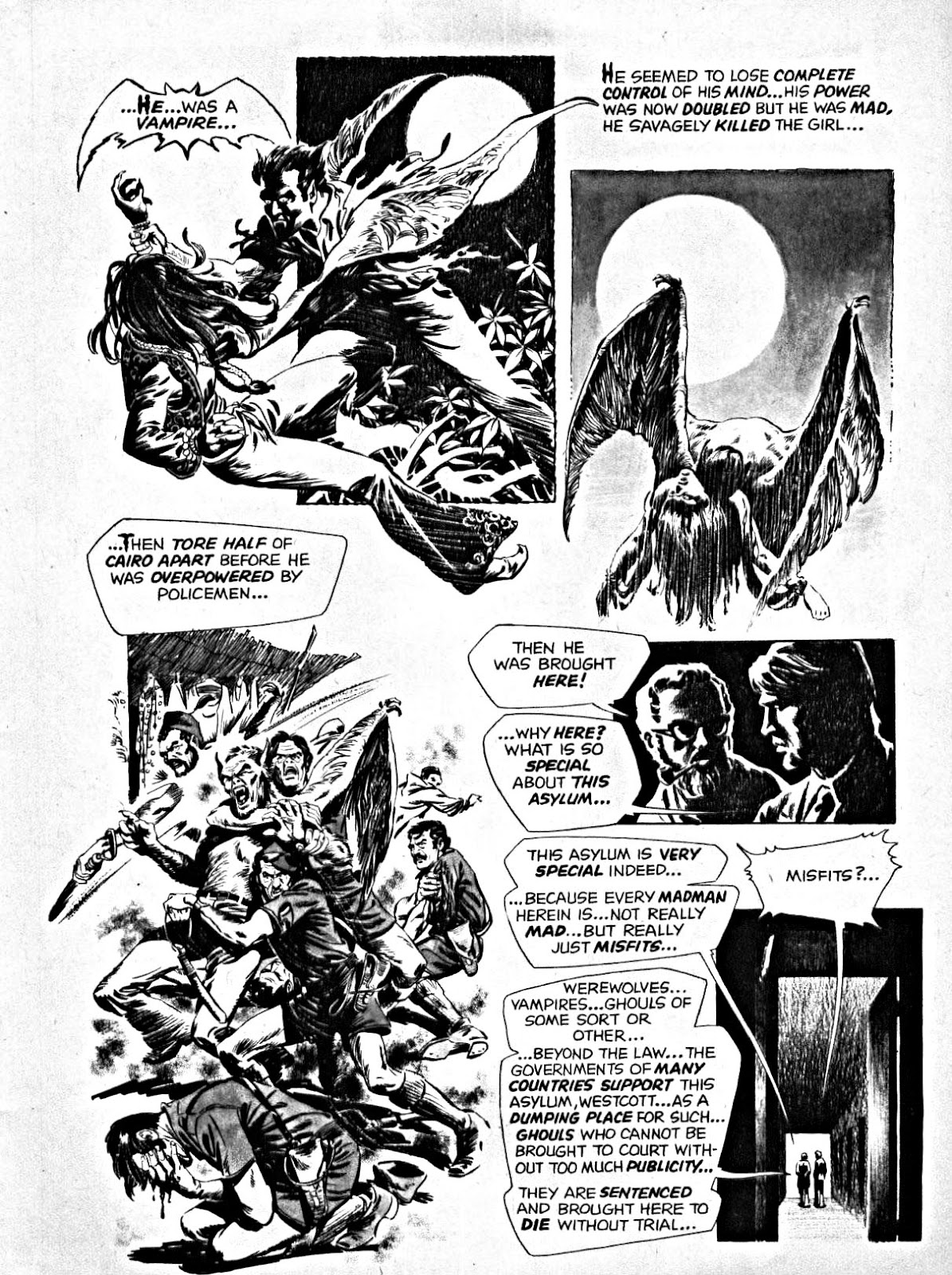 Nightmare (1970) issue 18 - Page 16