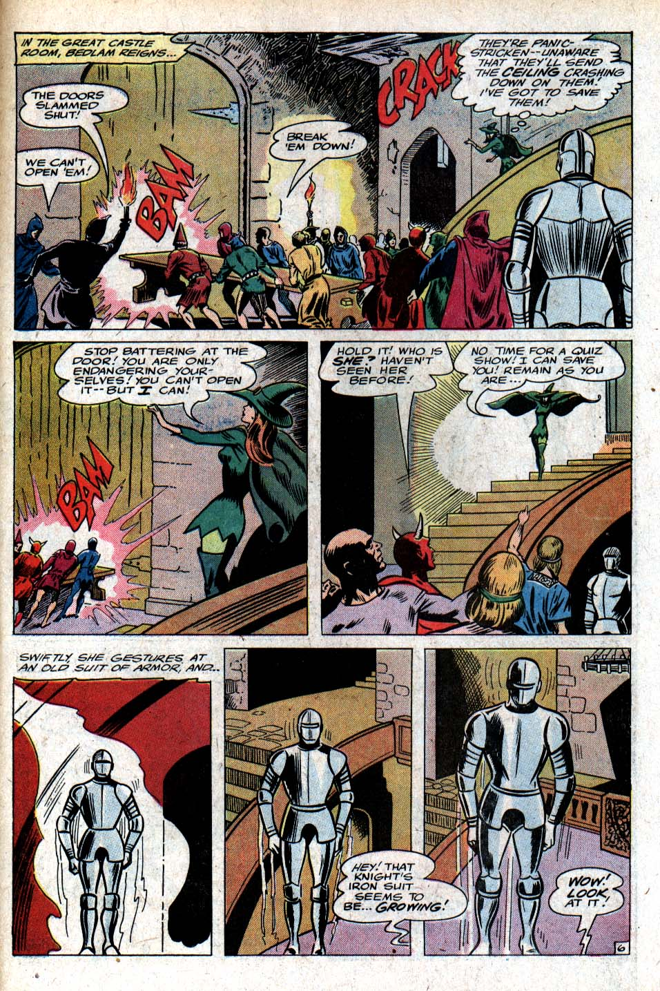 Read online Adventure Comics (1938) comic -  Issue #417 - 45