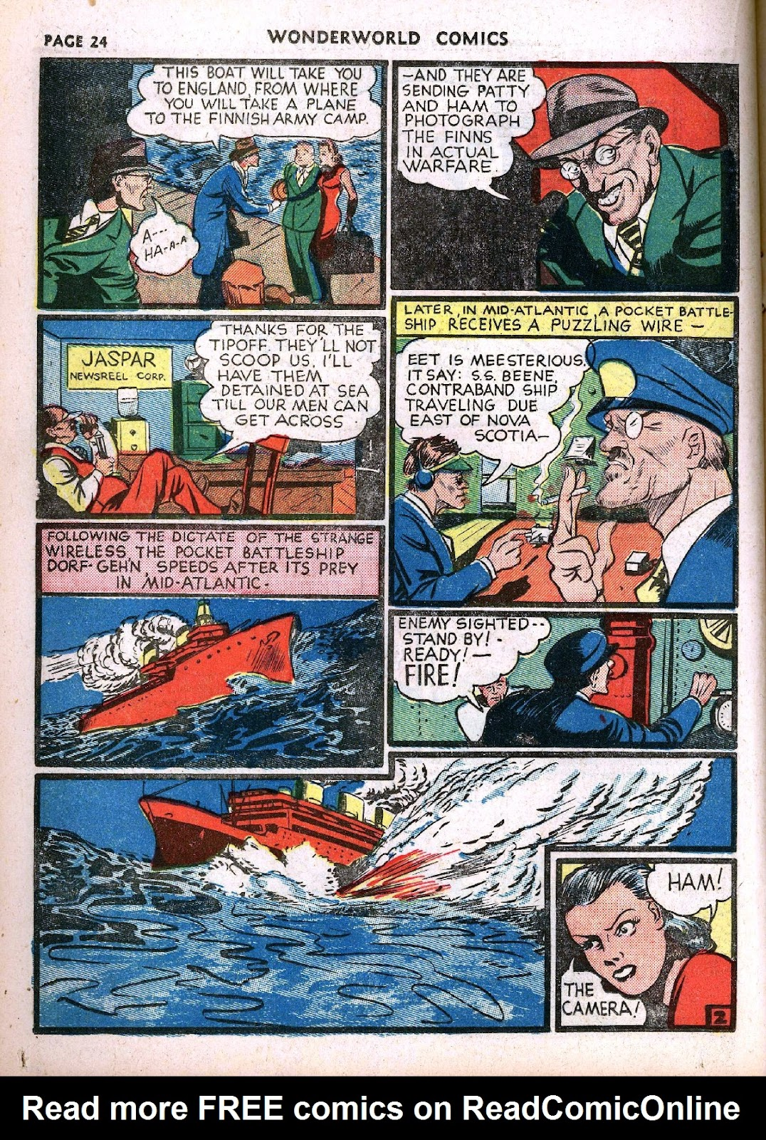 Wonderworld Comics issue 14 - Page 26