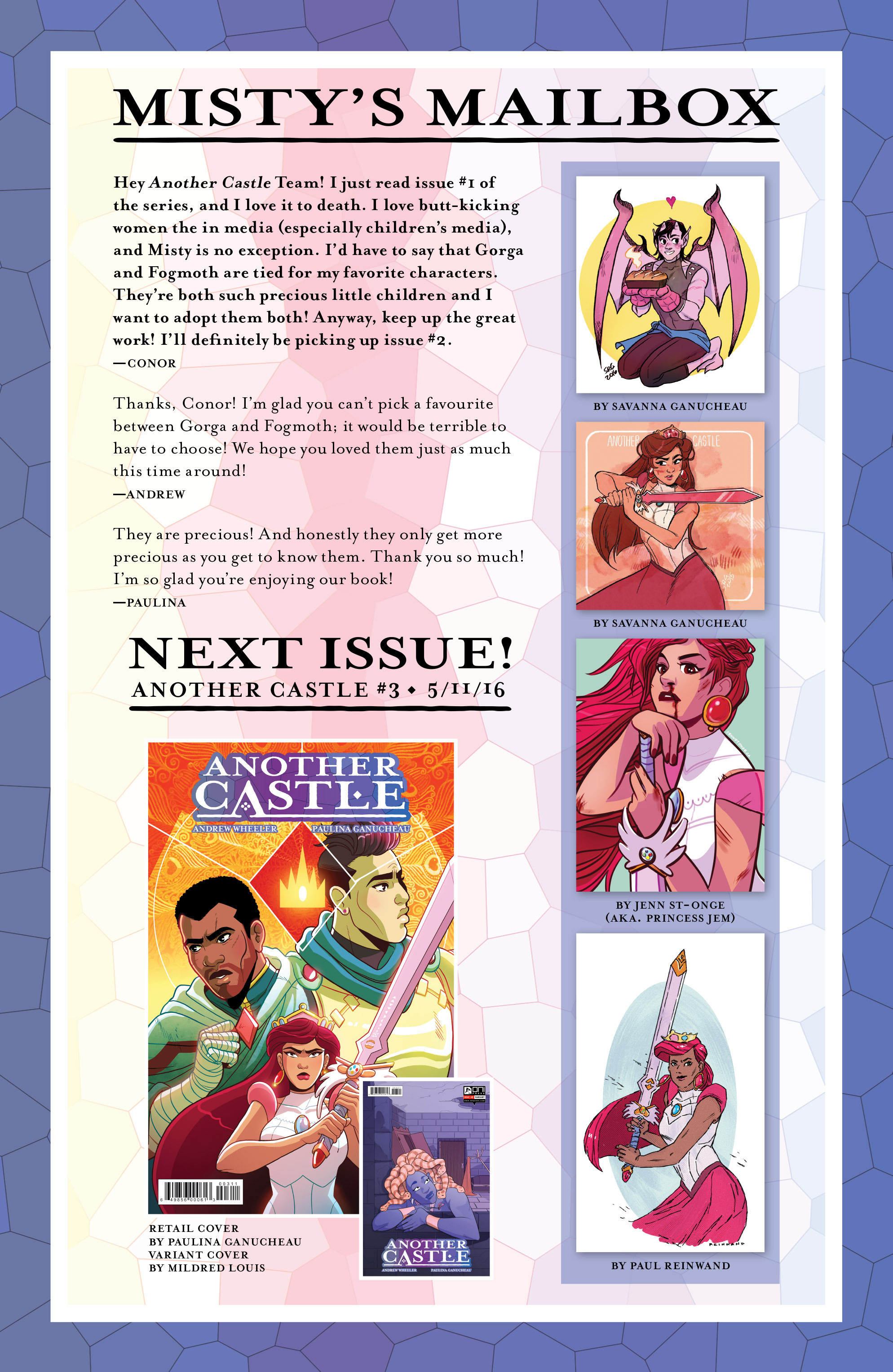 Read online Another Castle comic -  Issue #2 - 27